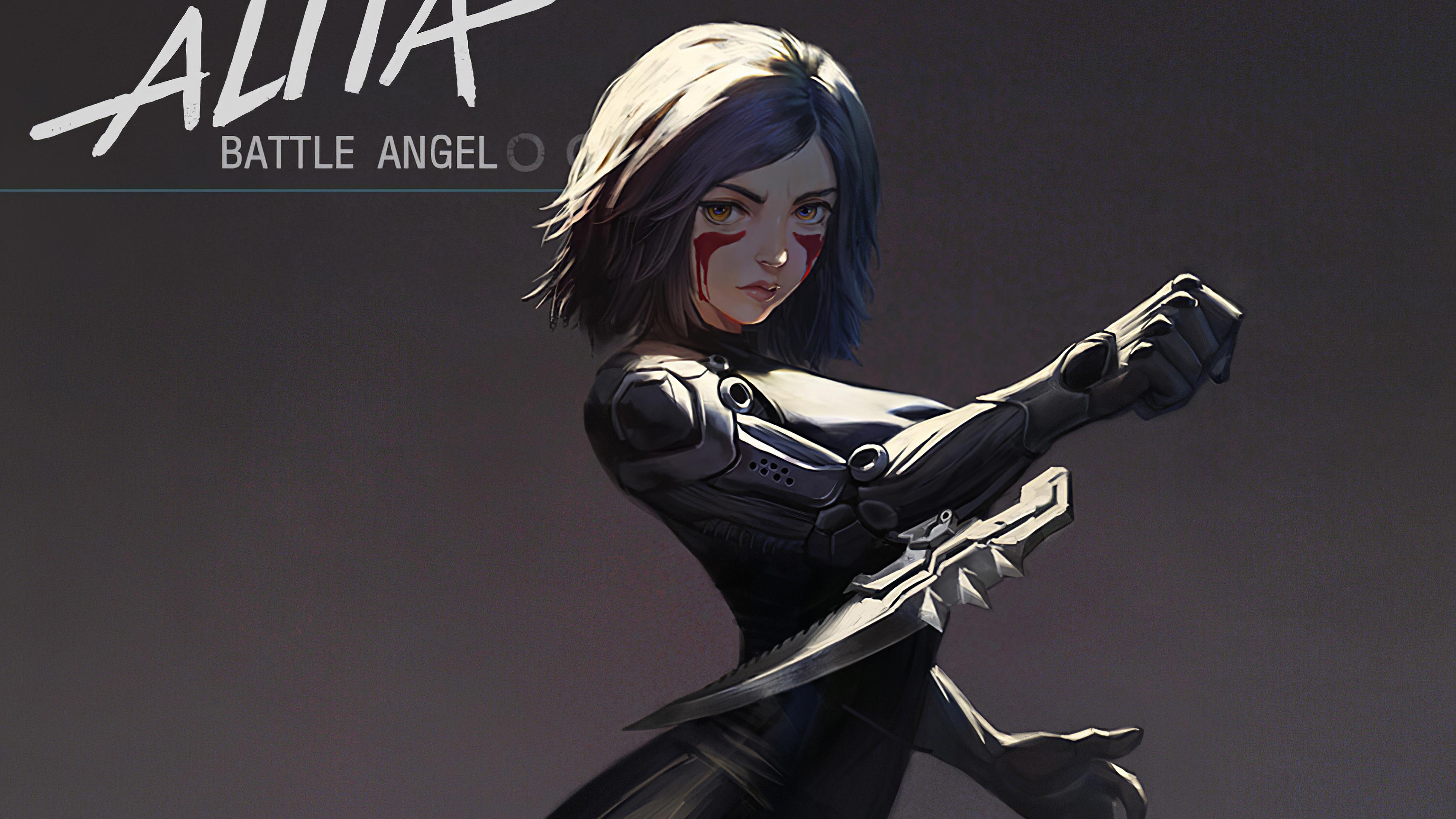 alita battle angel fanartwork 1578255211 - Alita Battle Angel Fanartwork -