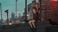 anime girl sitting alone roof sad 1578254264 200x110 - Anime Girl Sitting Alone Roof Sad -