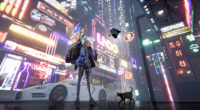 anime girl time in a city 1578254408 200x110 - Anime Girl Time In A City -