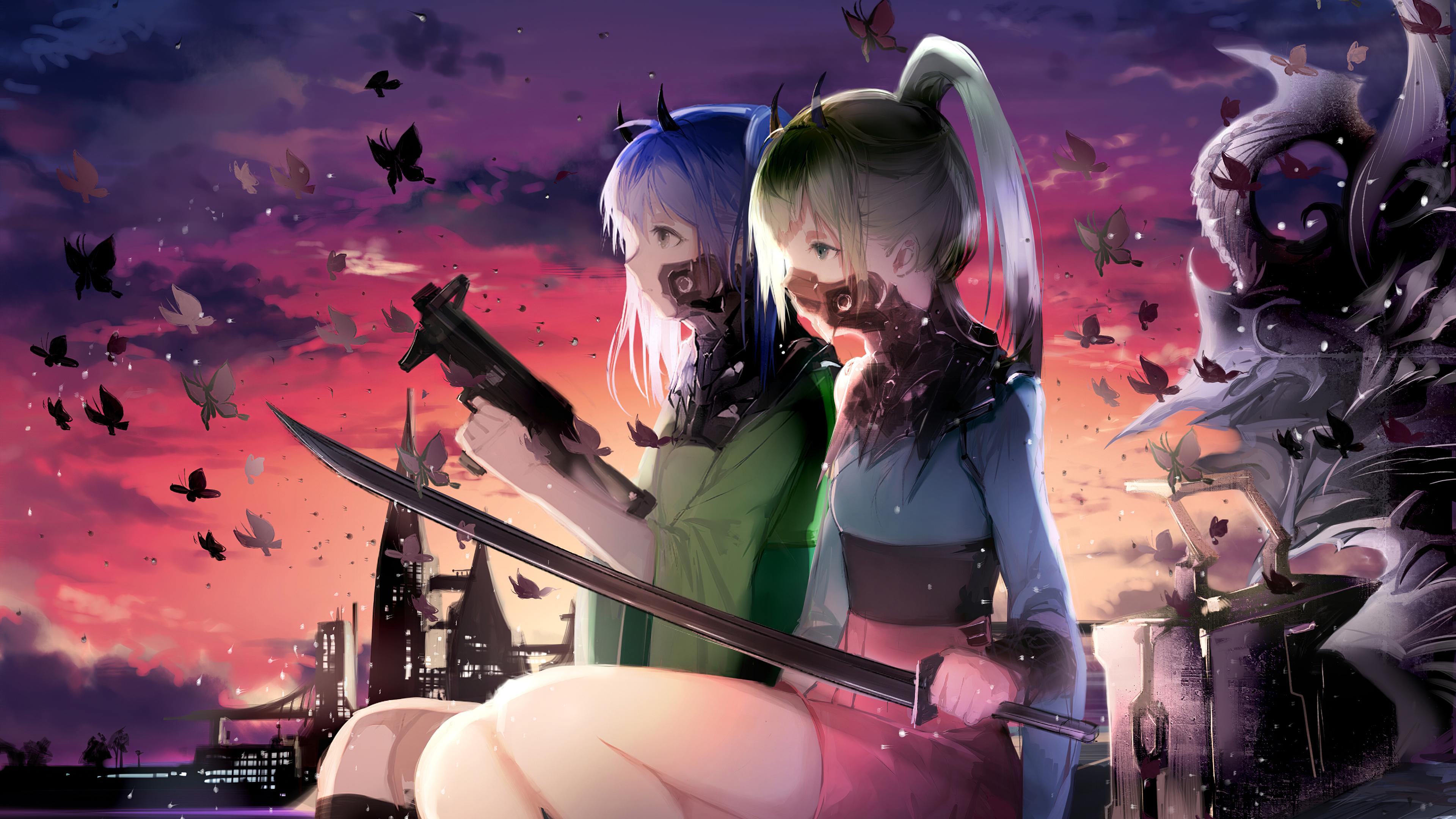 anime girls horned 1578254331 - Anime Girls Horned -