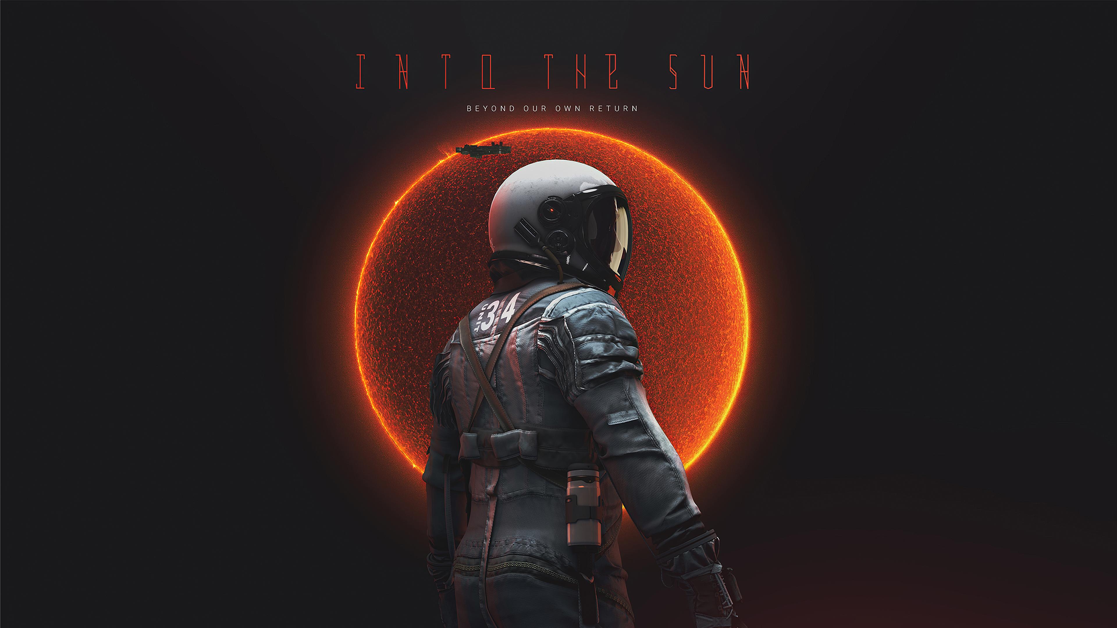 astronaut into the sun 1578255134 - Astronaut Into The Sun -