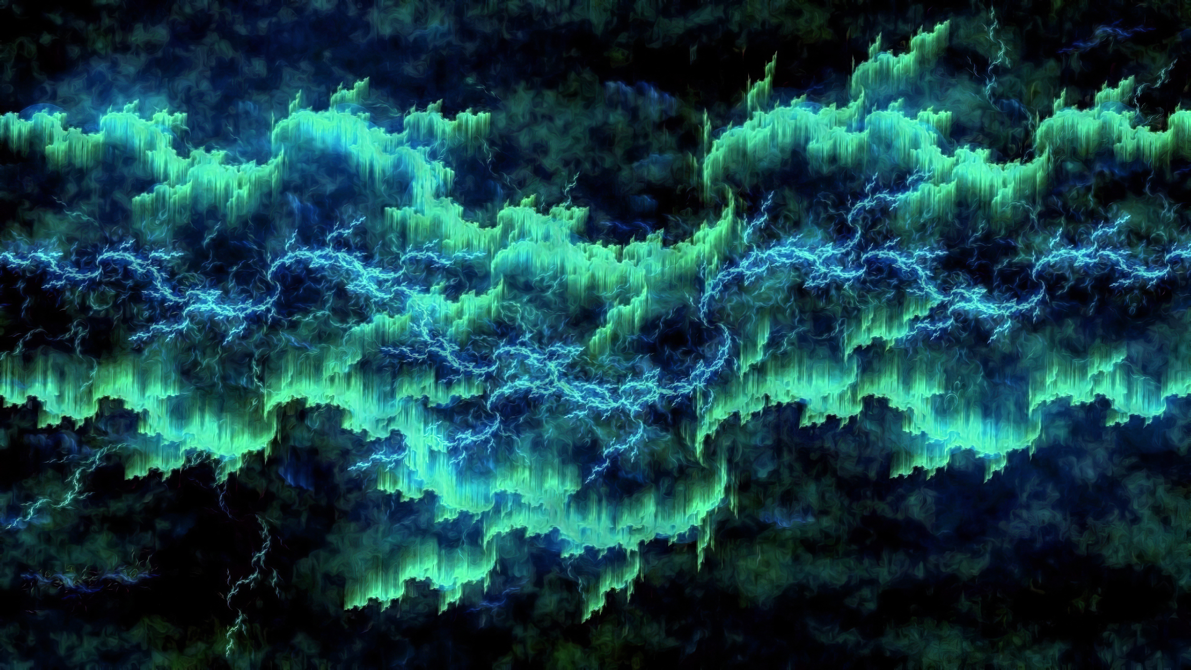 auroa borealis lightning 1578254975 - Auroa Borealis Lightning -