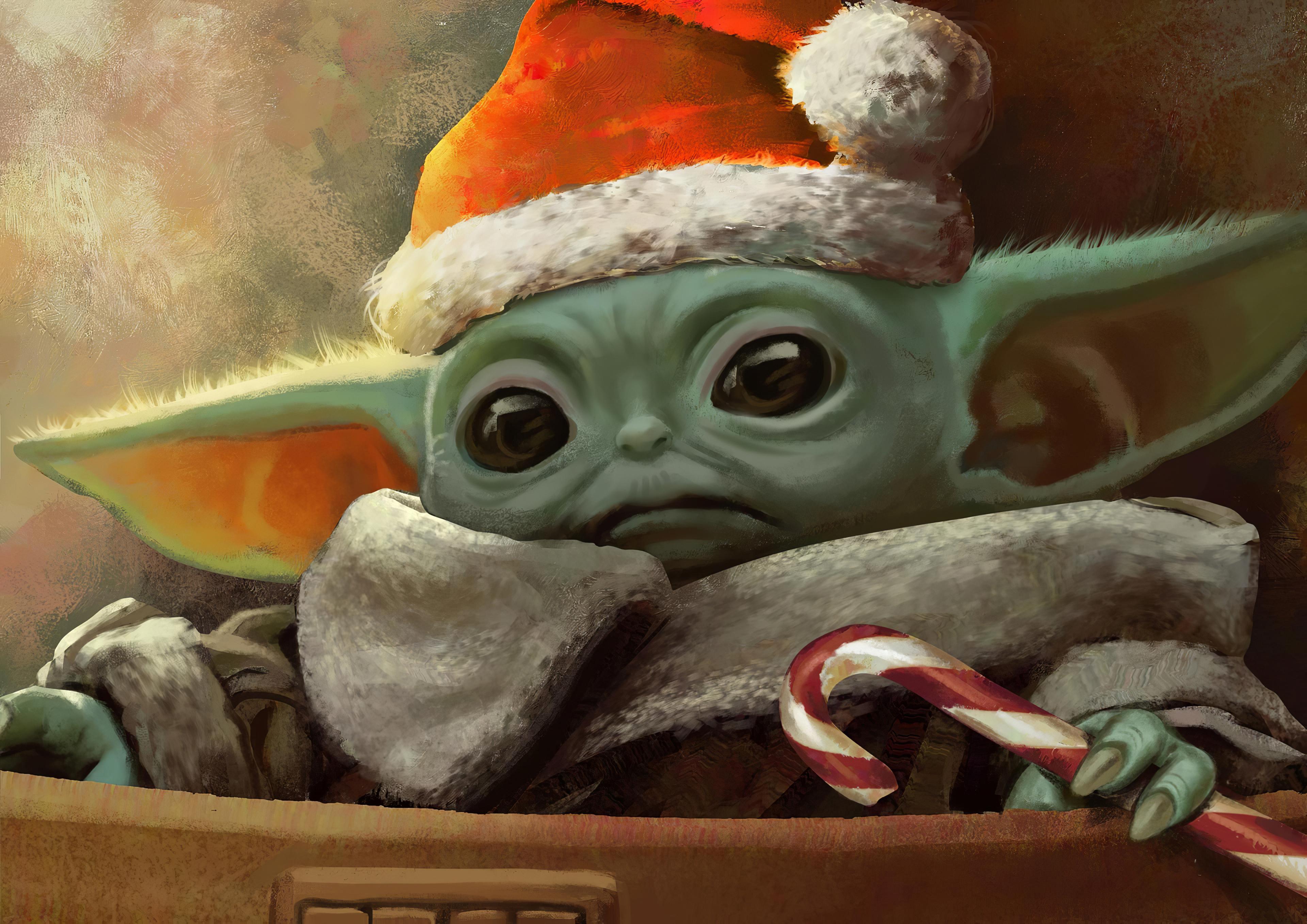 baby yoda x mas theme 1580056499 - Baby Yoda X Mas Theme - Baby Yoda X Mas Theme wallpapers, Baby Yoda X Mas Theme 4k wallpapers