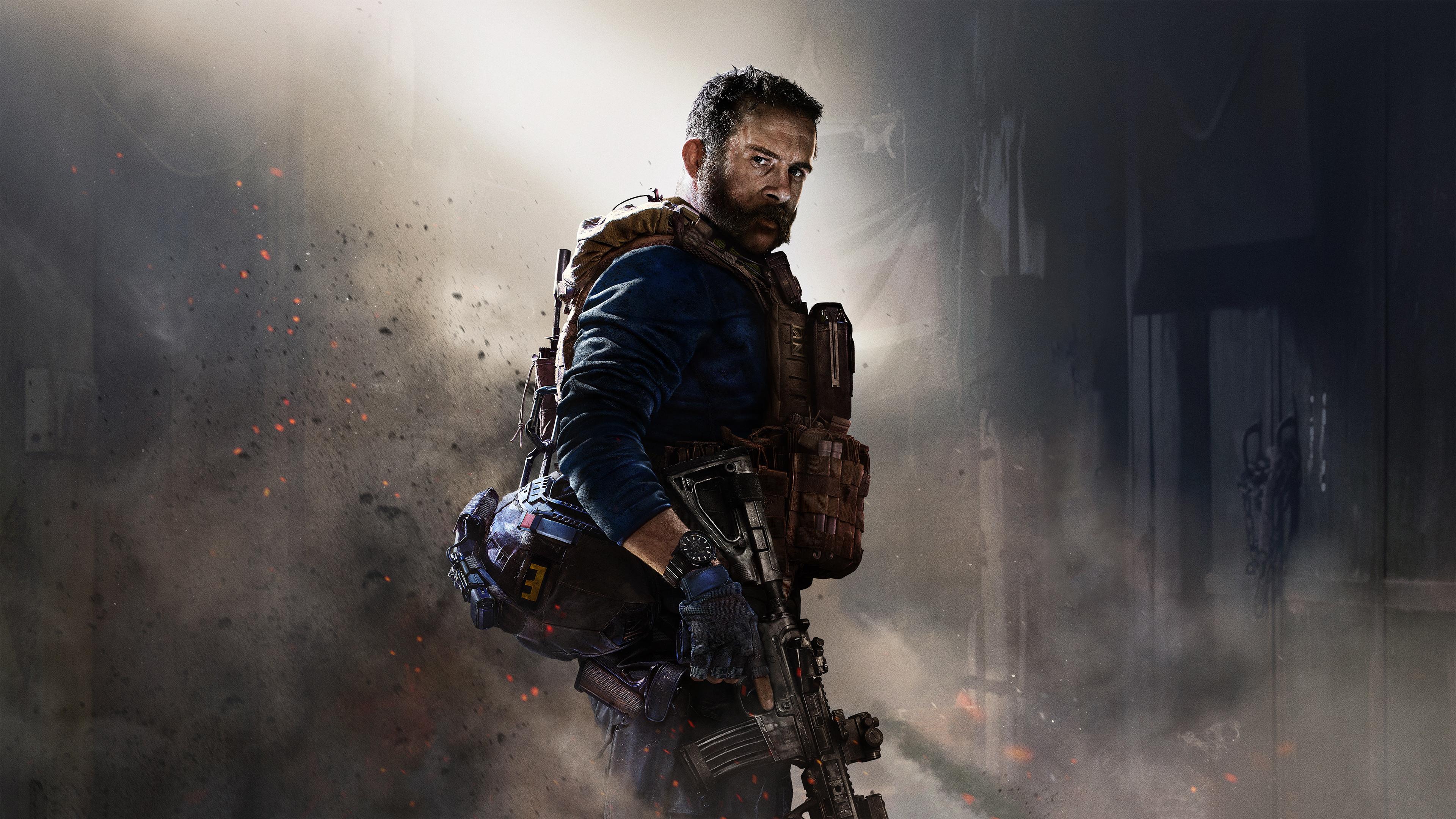 call of duty modern warfare 2019 4k cb 3840x2160 1 - Call Of Duty Modern Warfare 2019 - cod modern warfare 4k wallpaper, Call Of Duty Modern Warfare 2019 4k wallpaper