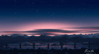 country side starry sky 1578255385 200x110 - Country Side Starry Sky -