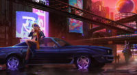 cyber city girl with car 1578255461 200x110 - Cyber City Girl With Car -
