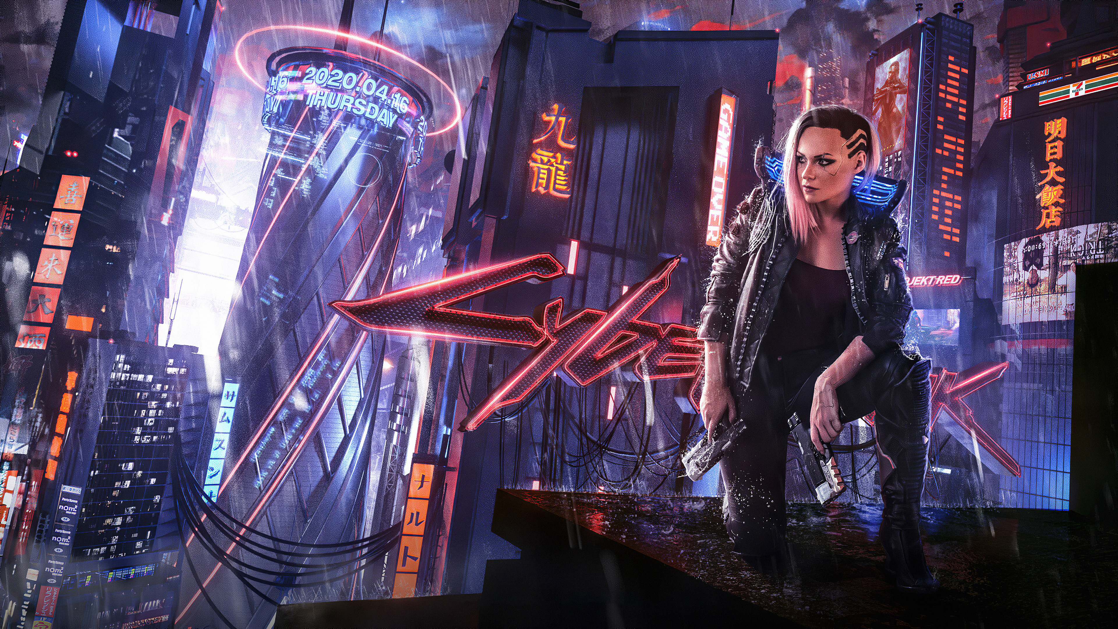Wallpaper 4k Cyberpunk Girl 2077 Cyberpunk 2077 Games Girl Wallpaper Cyberpunk Girl 2077 4k Wallpapers Cyberpunk Girl Wallpappers
