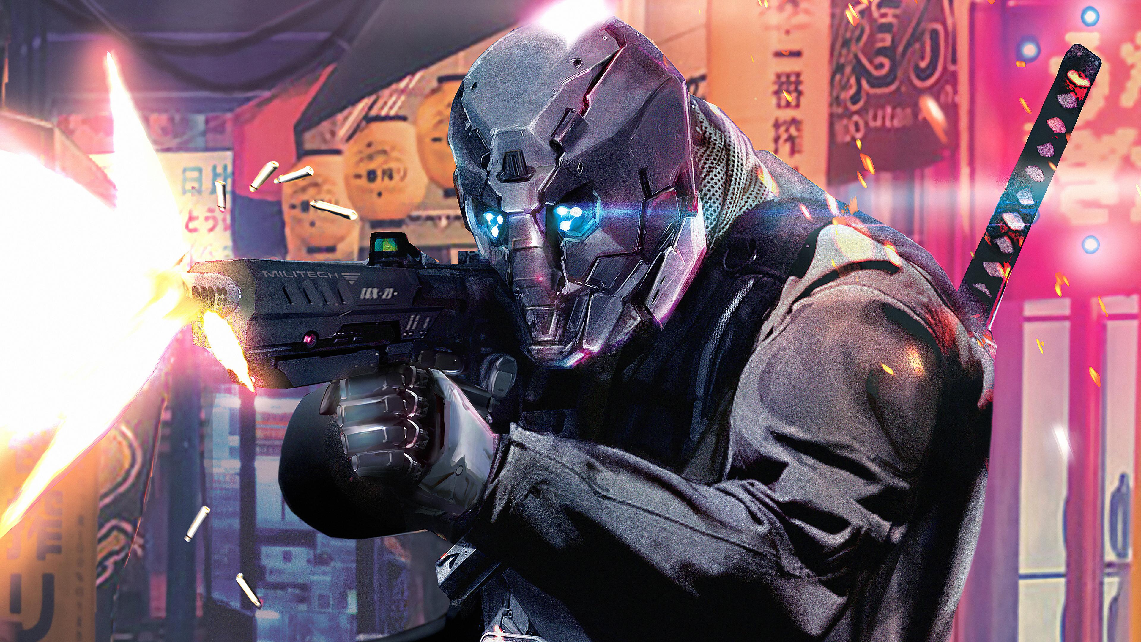 cyberpunk cyborg 1578254638 - Cyberpunk Cyborg -
