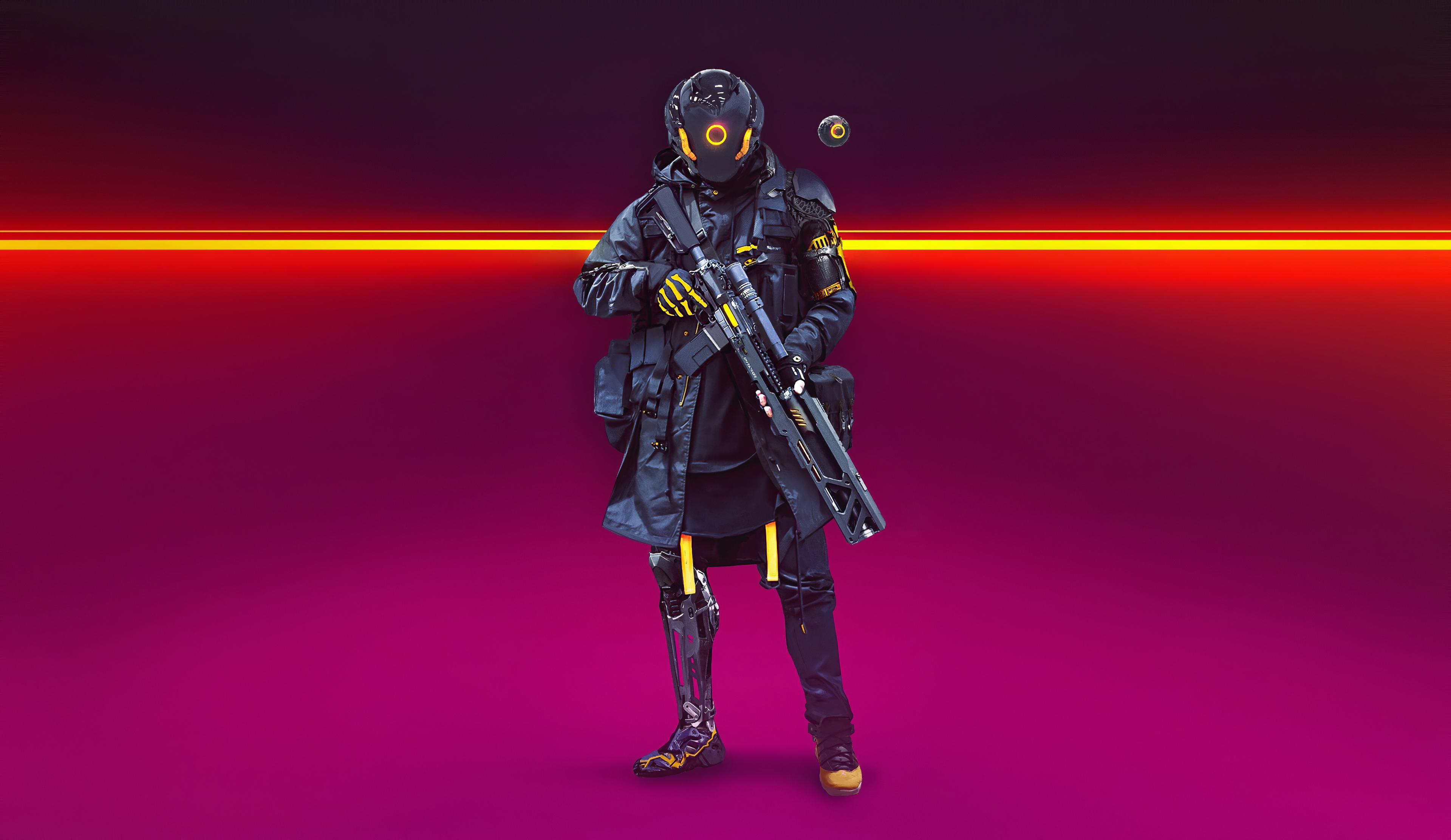 cyberpunk soldier turbo police 1578255468 - Cyberpunk Soldier Turbo Police -