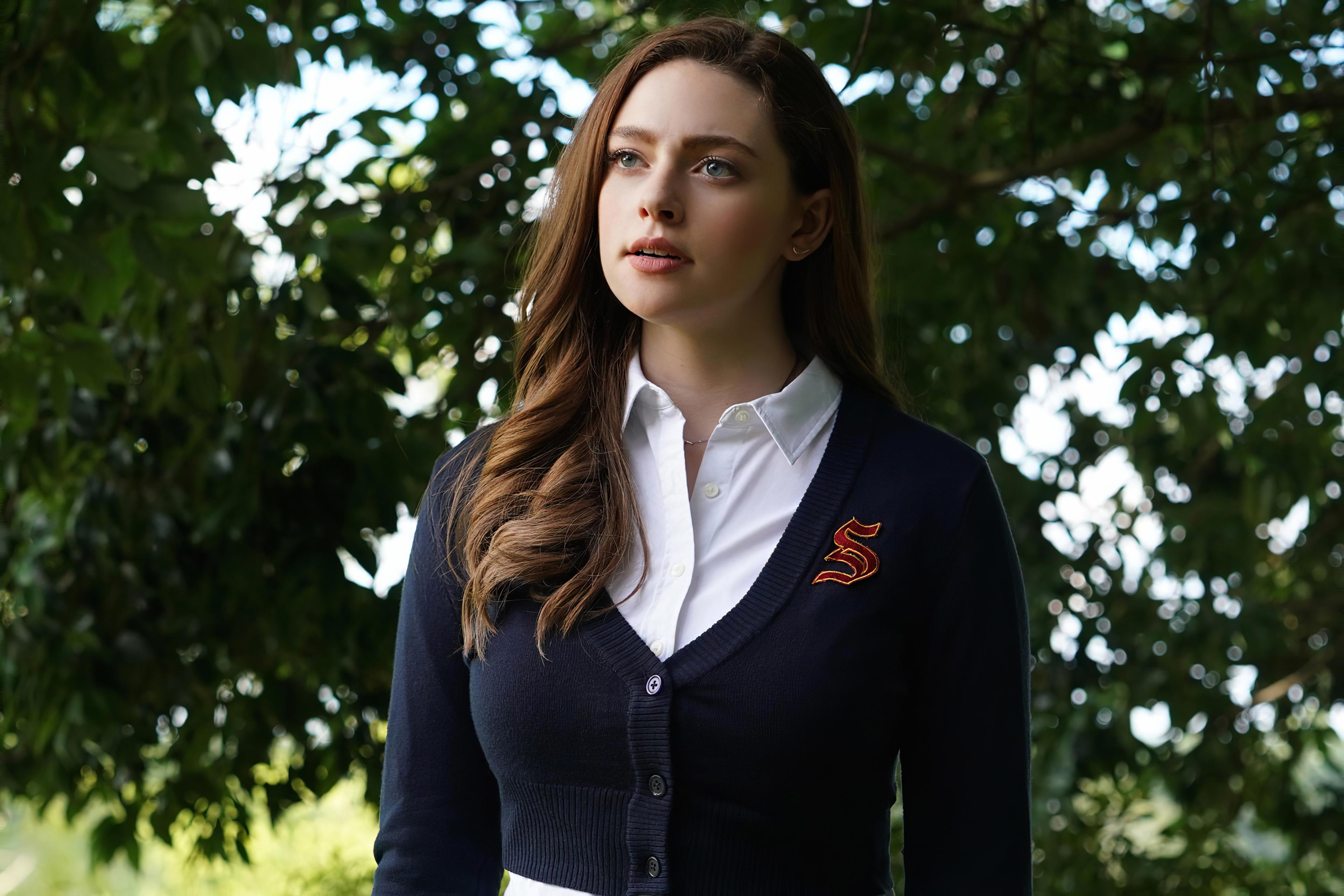 danielle rose russell in legacies 1578253275 - Danielle Rose Russell In Legacies -