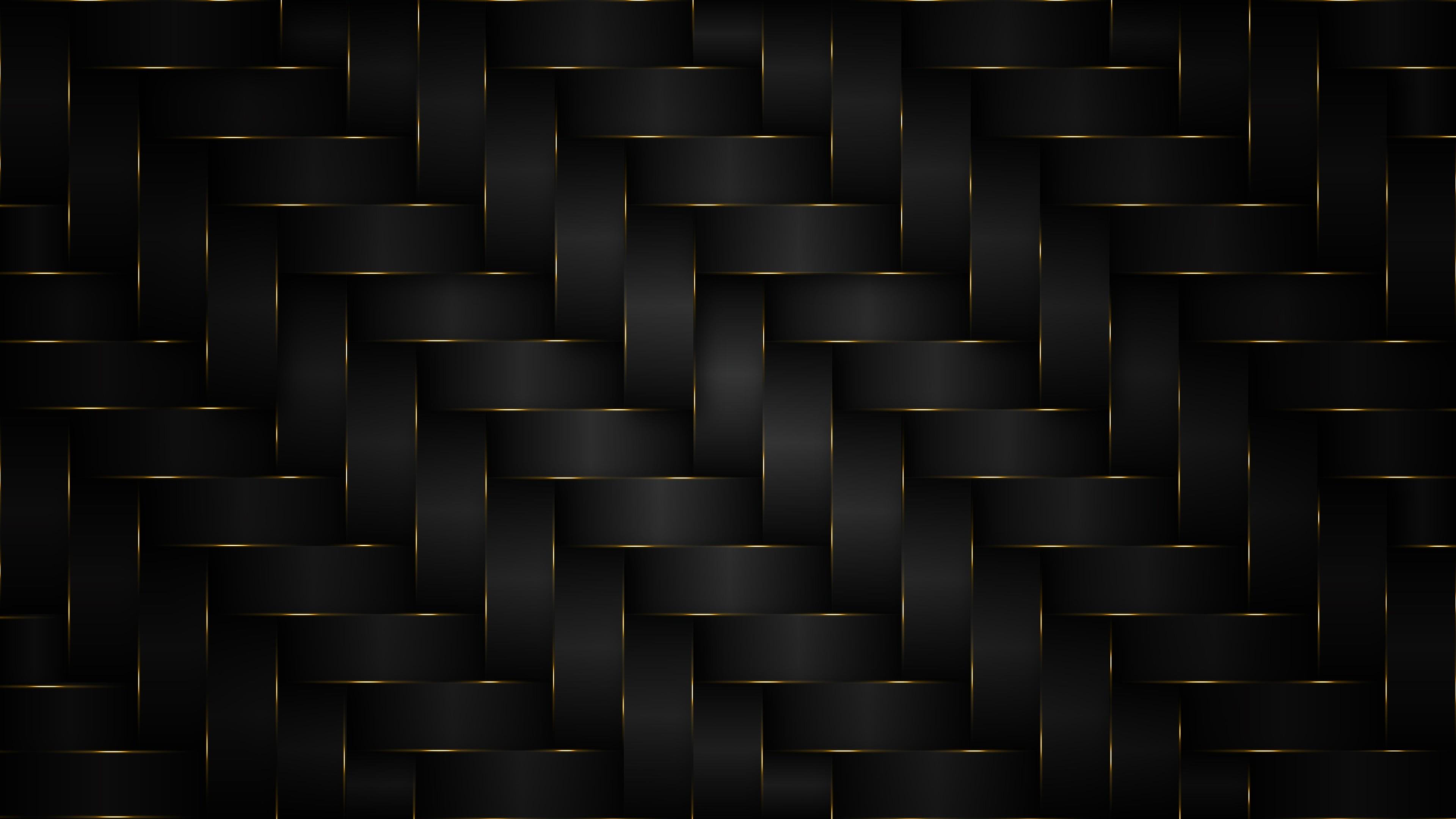 dark gold pattern 4k po 3840x2160 1 1 - Dark Gold Pattern -