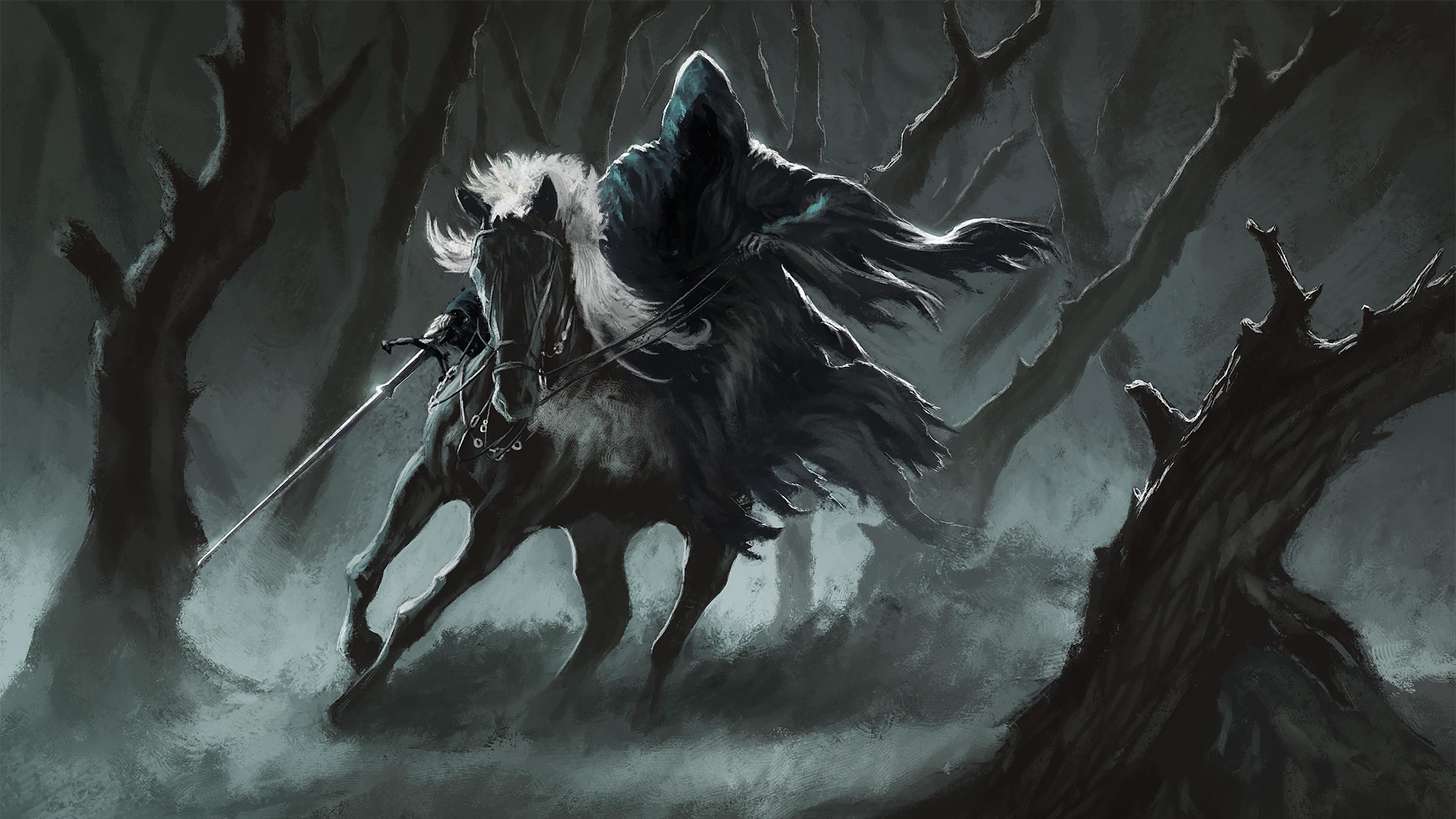 dark horse rider 1578254563 - Dark Horse Rider -
