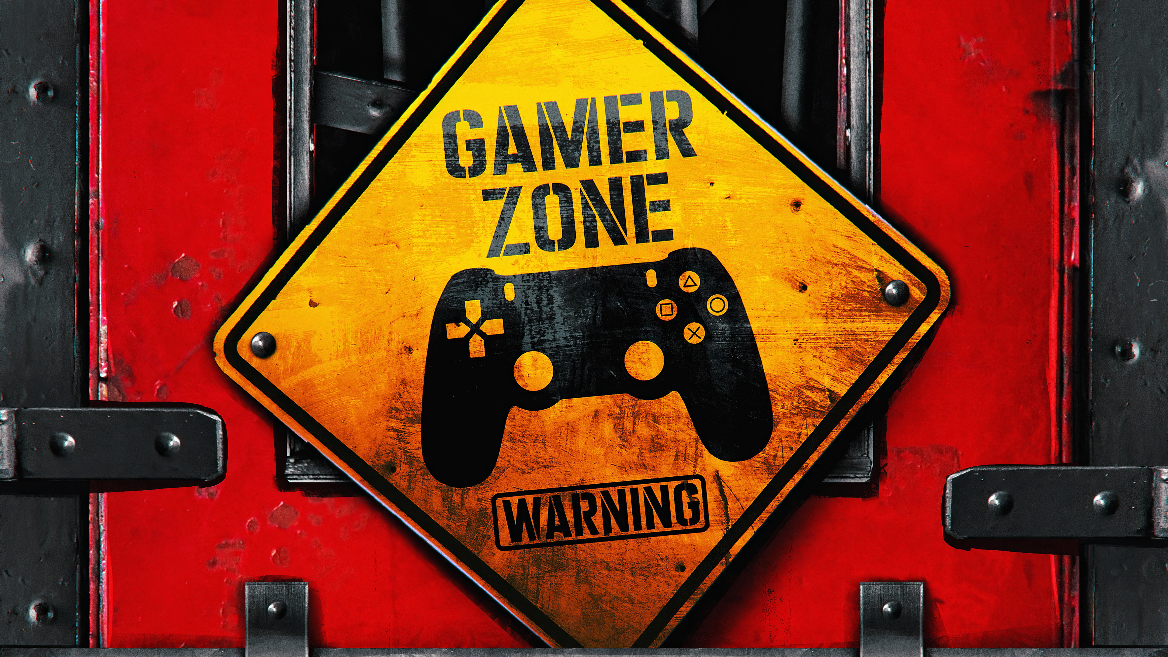 gamer zone 4k 9u 3840x2160 1 - Gamer Zone Art - Gamer Zone Art 4k wallpaper