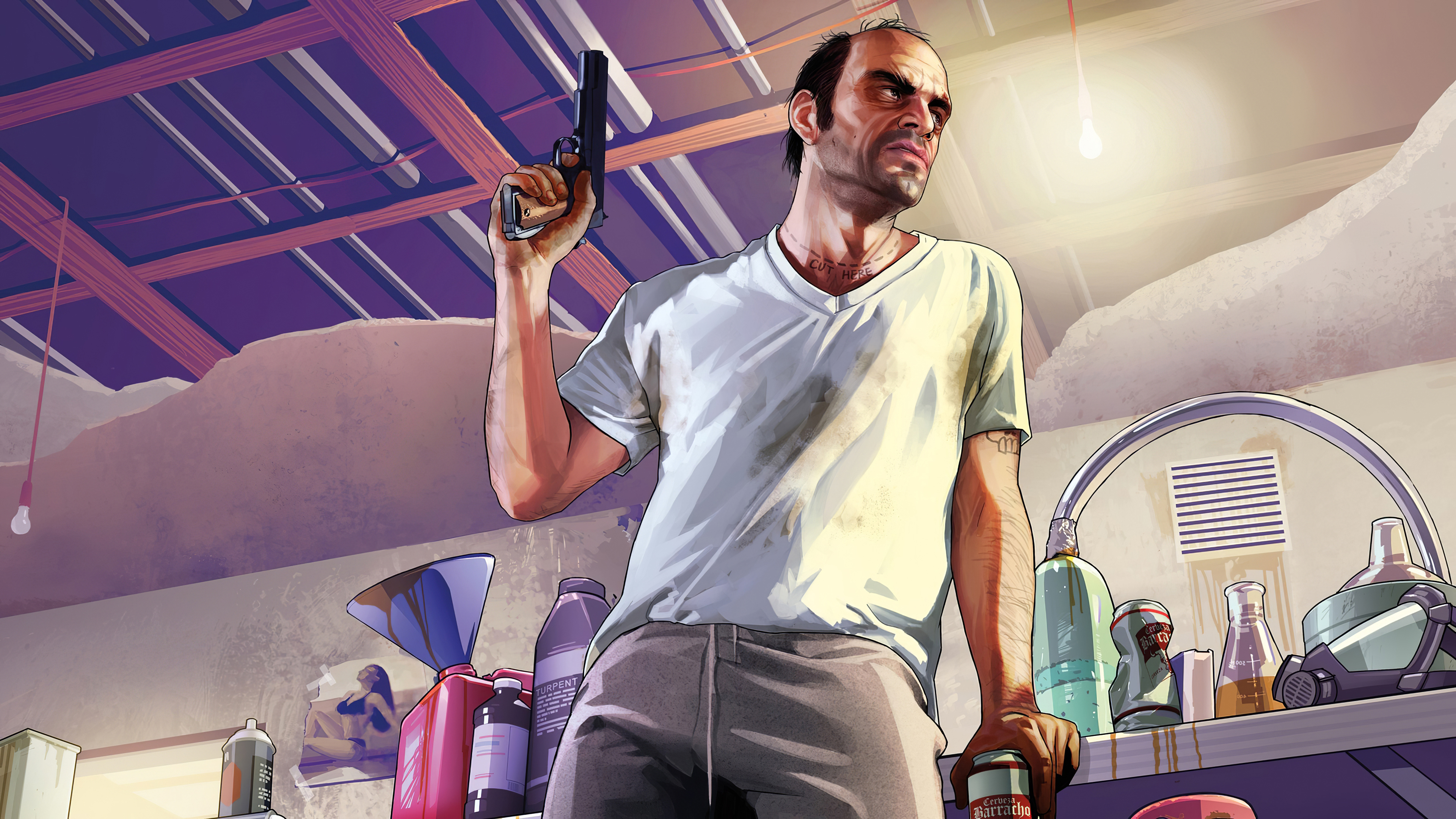 gta 5 trevor 1578854714 - Gta 5 Trevor - gta 5 wallpapers, Gta 5 Trevor wallpaper, Gta 5 Trevor 4k wallpaper, Gta 5 game wallpapers 4k