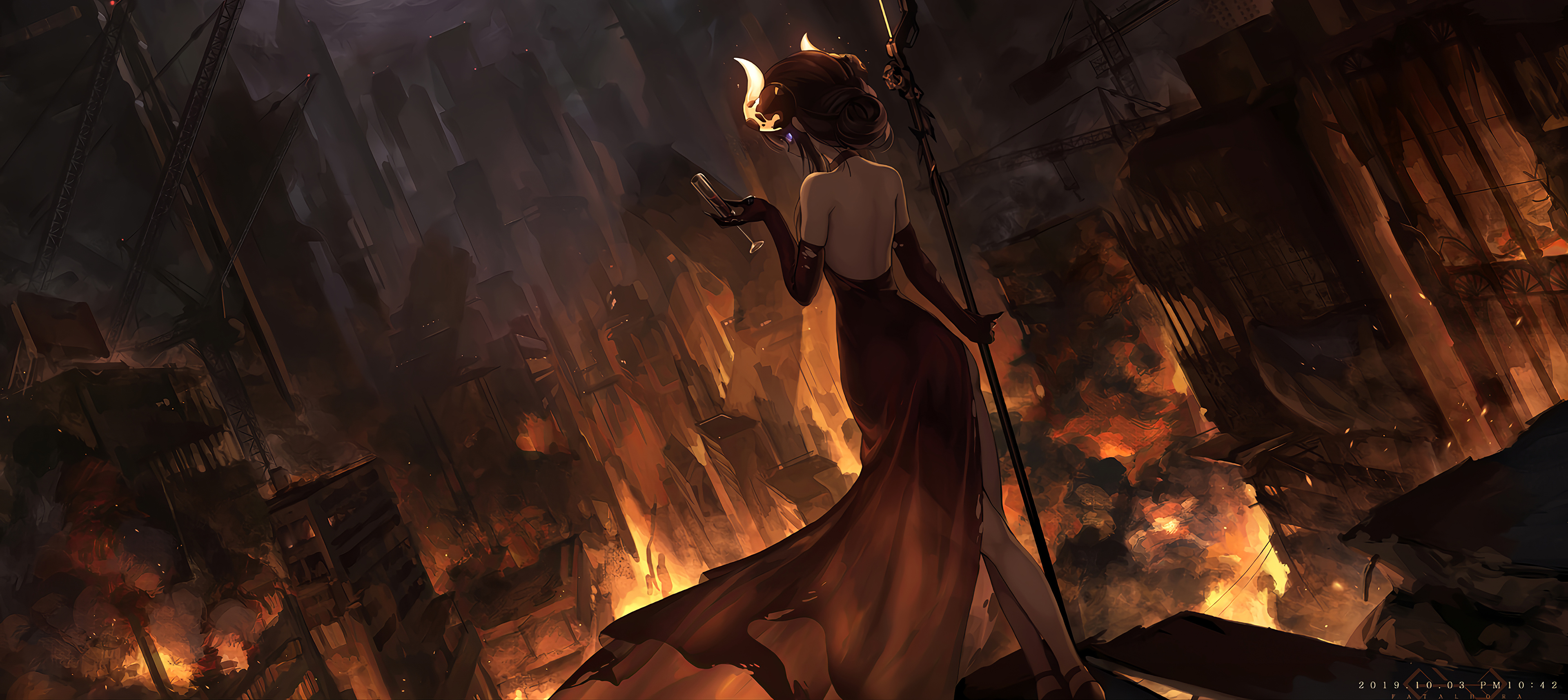 hell girl 1578254167 - Hell Girl -