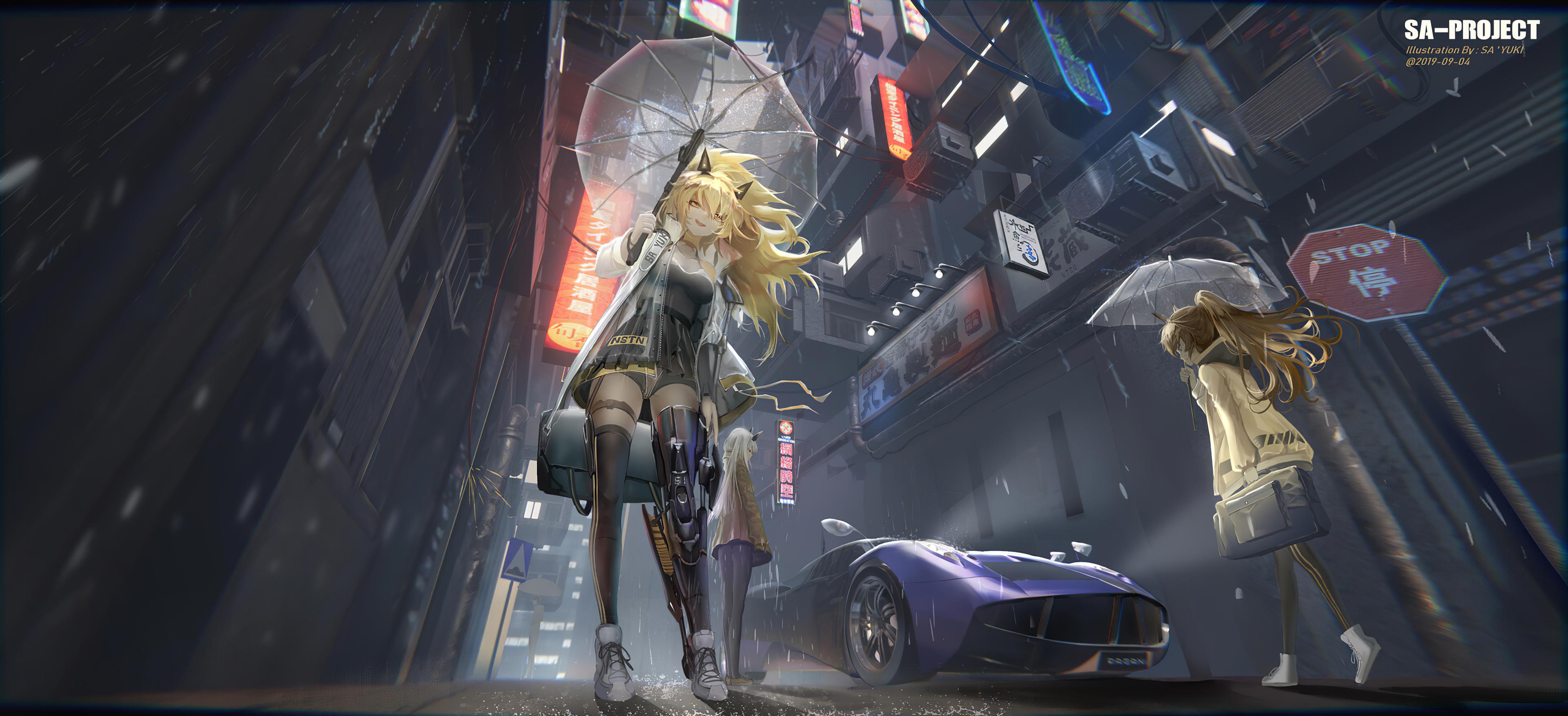 honkong city anime girls 1578254410 - Honkong City Anime Girls -