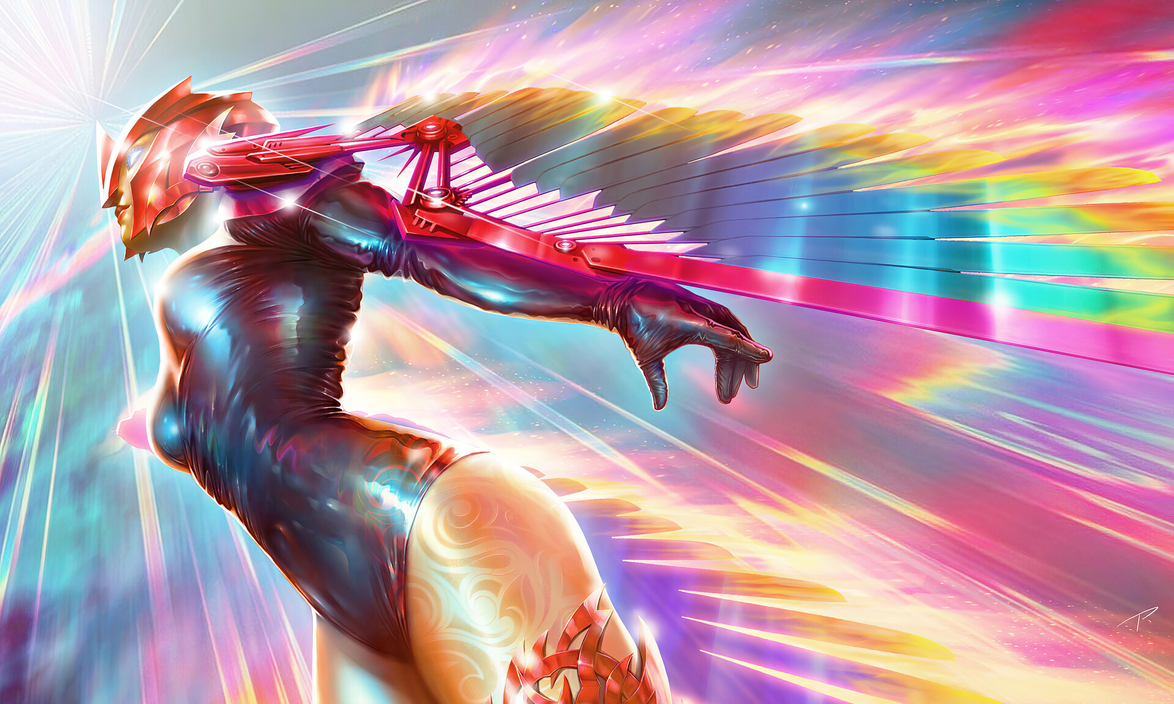 iron phoenix 1578254748 - Iron Phoenix -