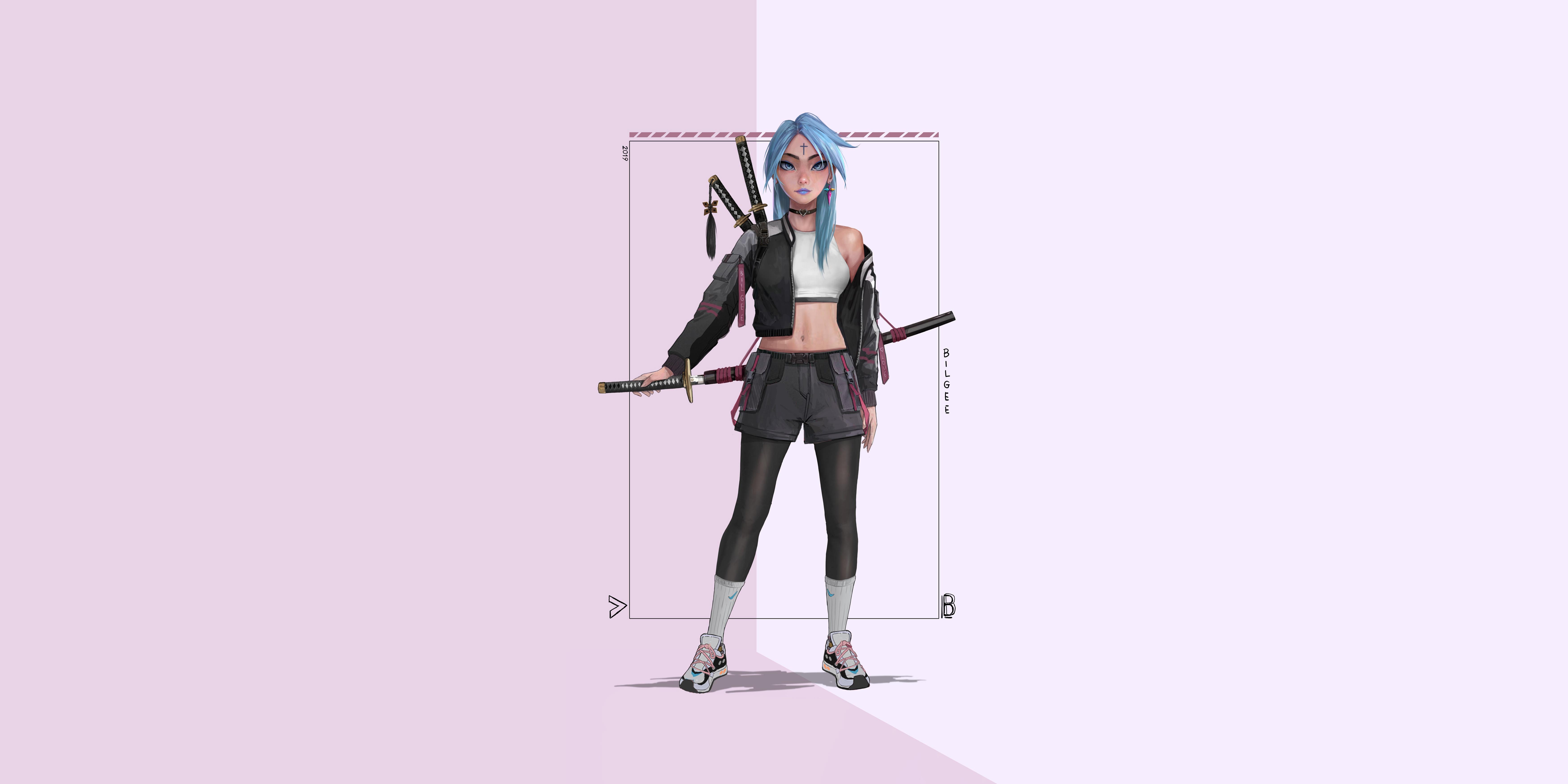 katan with sword 1578253809 - Katan With Sword -