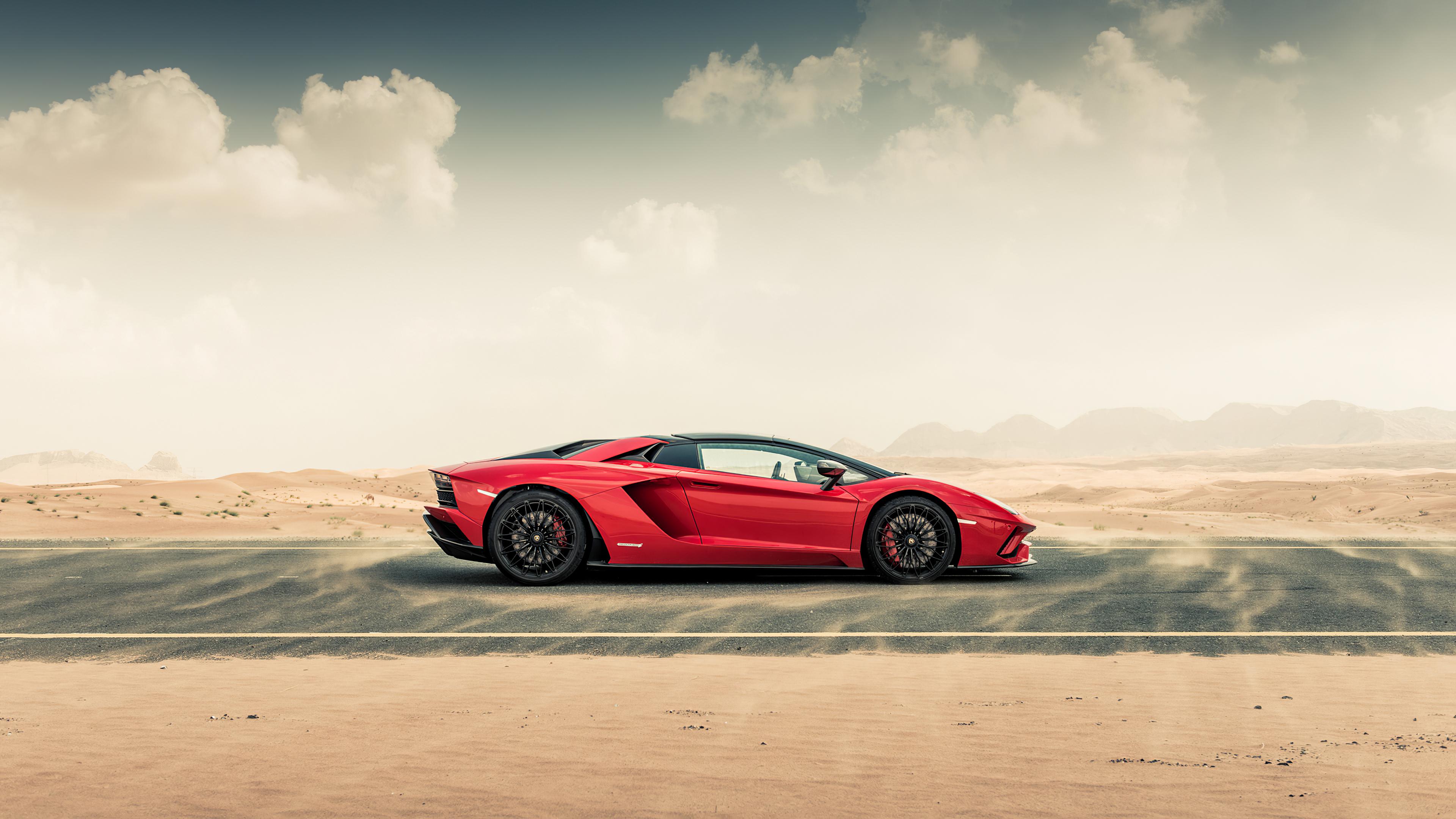 lamborghini aventador s roadster 2020 side view 1579649269 - Lamborghini Aventador S Roadster 2020 Side View -