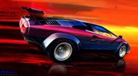 lamborghini countach art 1578255833 200x110 - Lamborghini Countach Art -