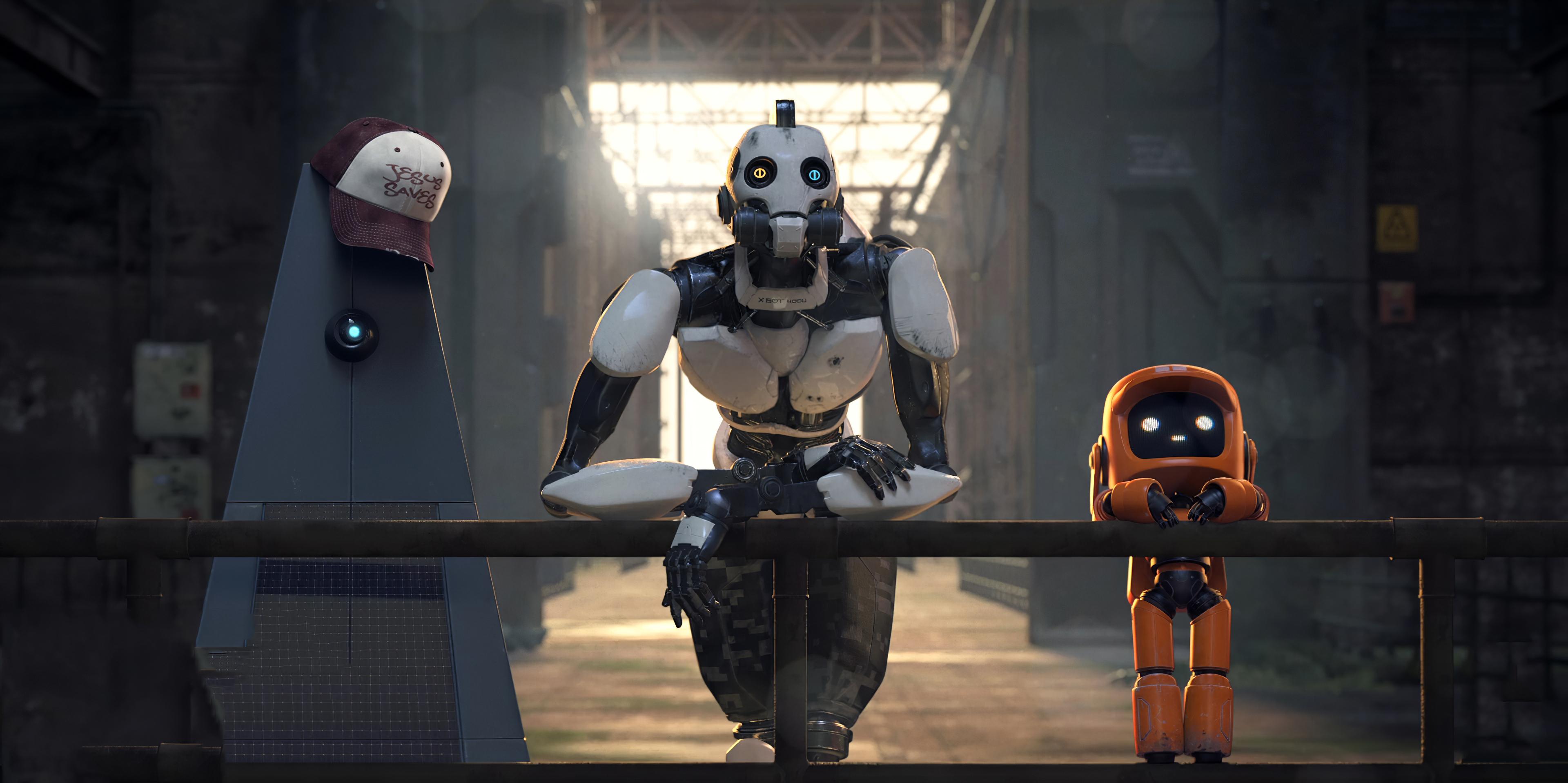 love death and robots 1578252520 - Love Death And Robots -