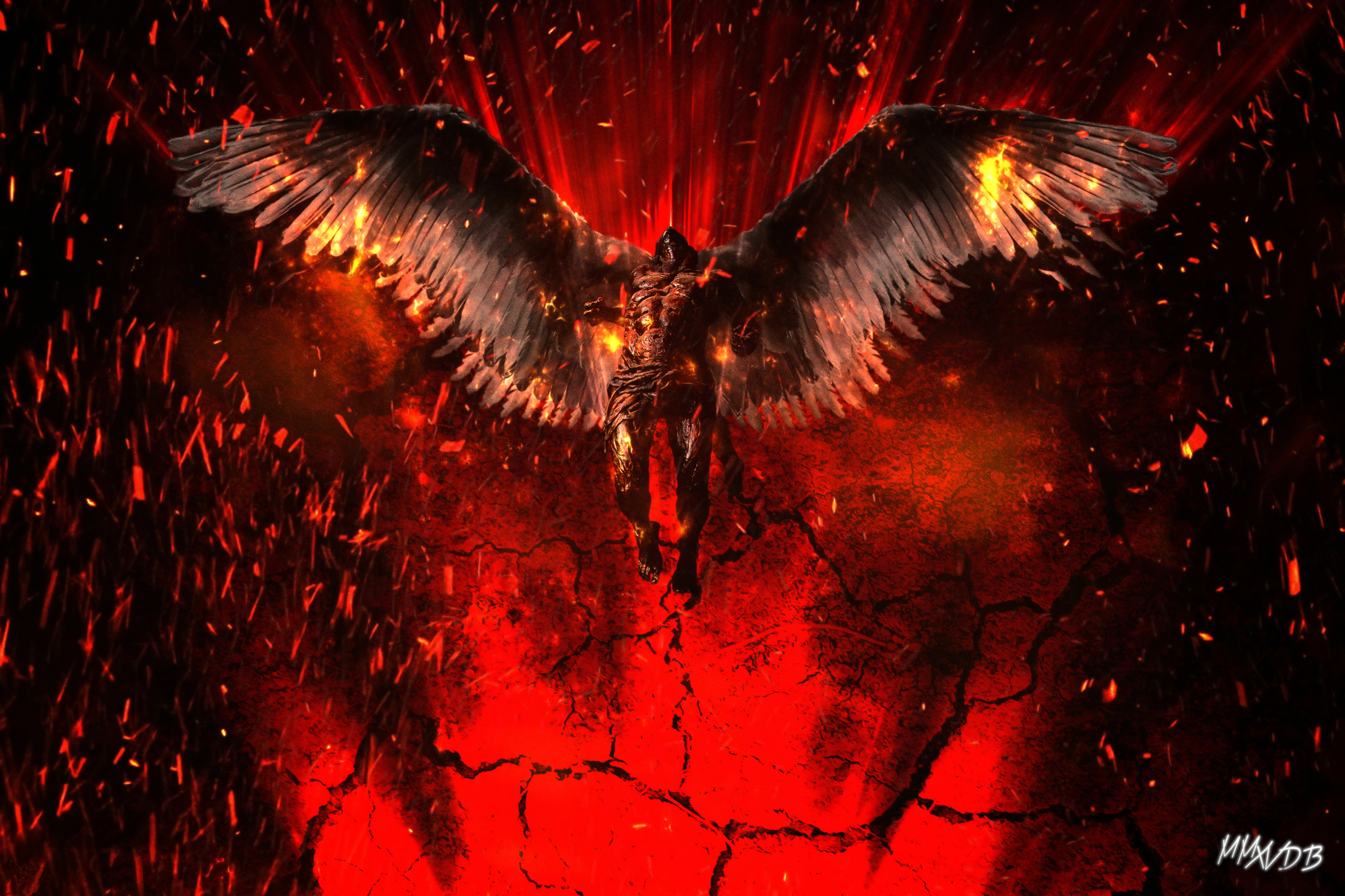 lucifer tv series art 1578252546 - Lucifer Tv Series Art - Lucifer Tv series 4k wallpaper, Lucifer 4k wallpaper