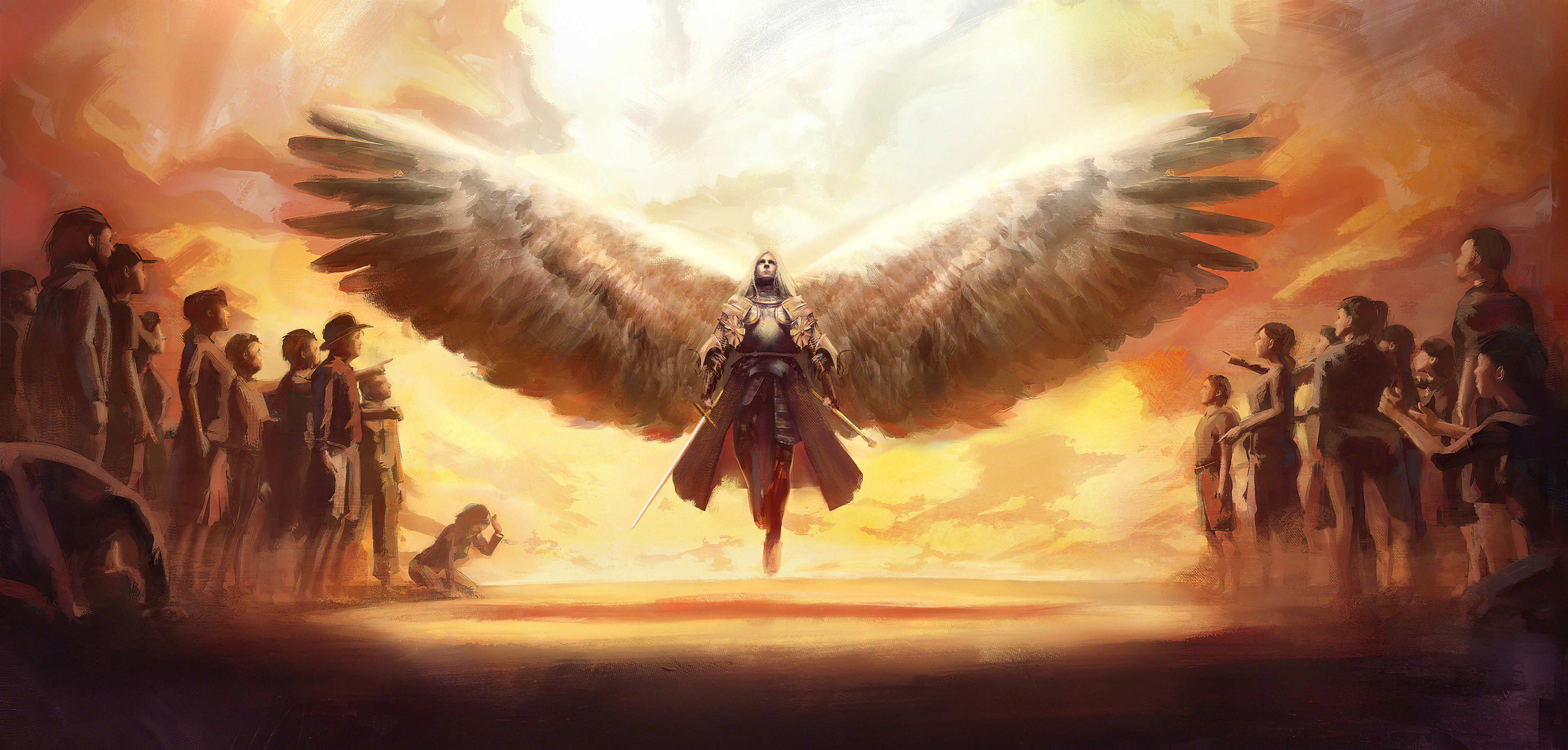man with wings 1578254890 - Man With Wings -