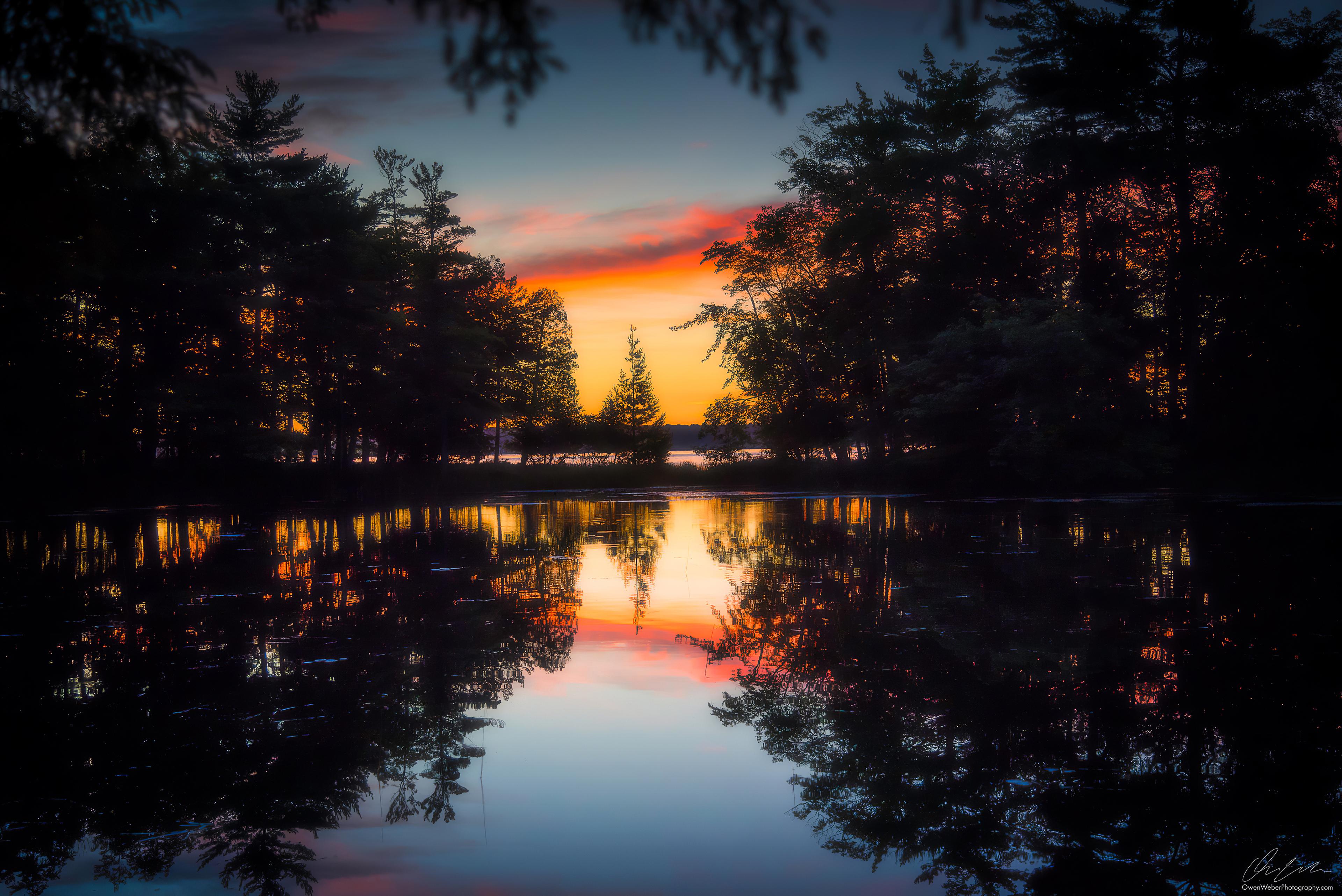 morning glow reflection lake 1579380683 - Morning Glow Reflection Lake - Morning Glow Reflection Lake wallpapers, Morning Glow Reflection Lake 4k wallpapers
