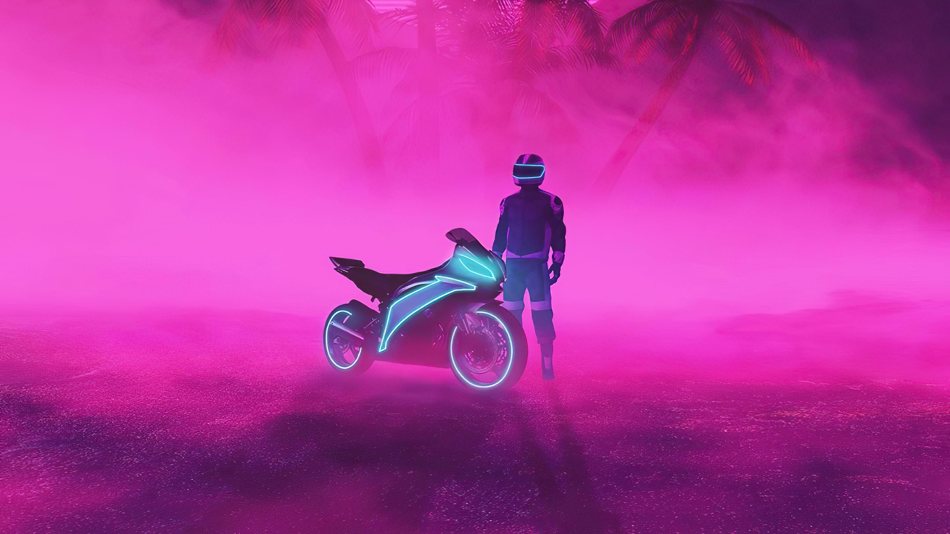 neon biker boy 1578254736 - Neon Biker Boy -