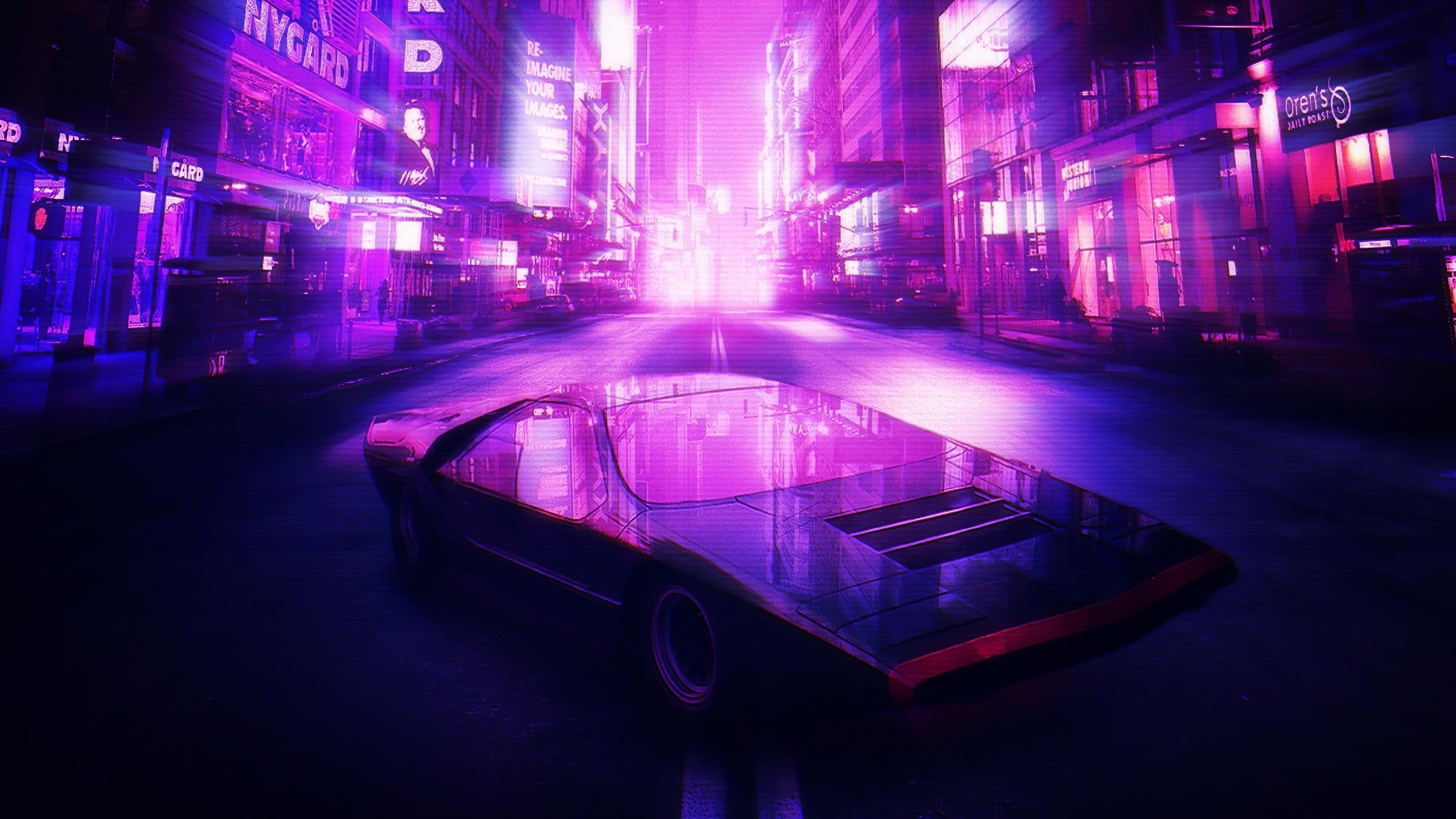 neon city car 1578255476 - Neon City Car -
