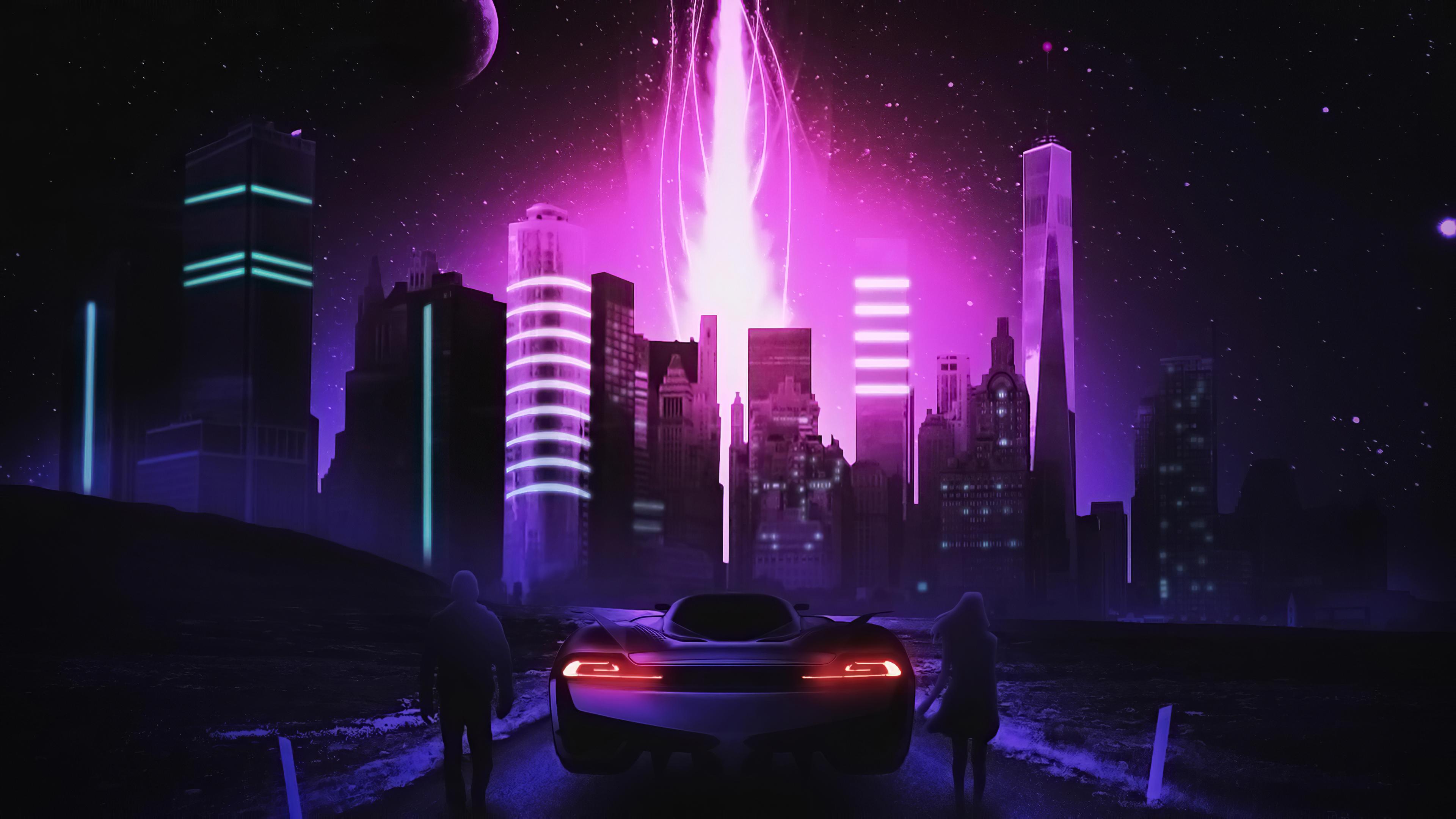 neon wave city 1578255130 - Neon Wave City -