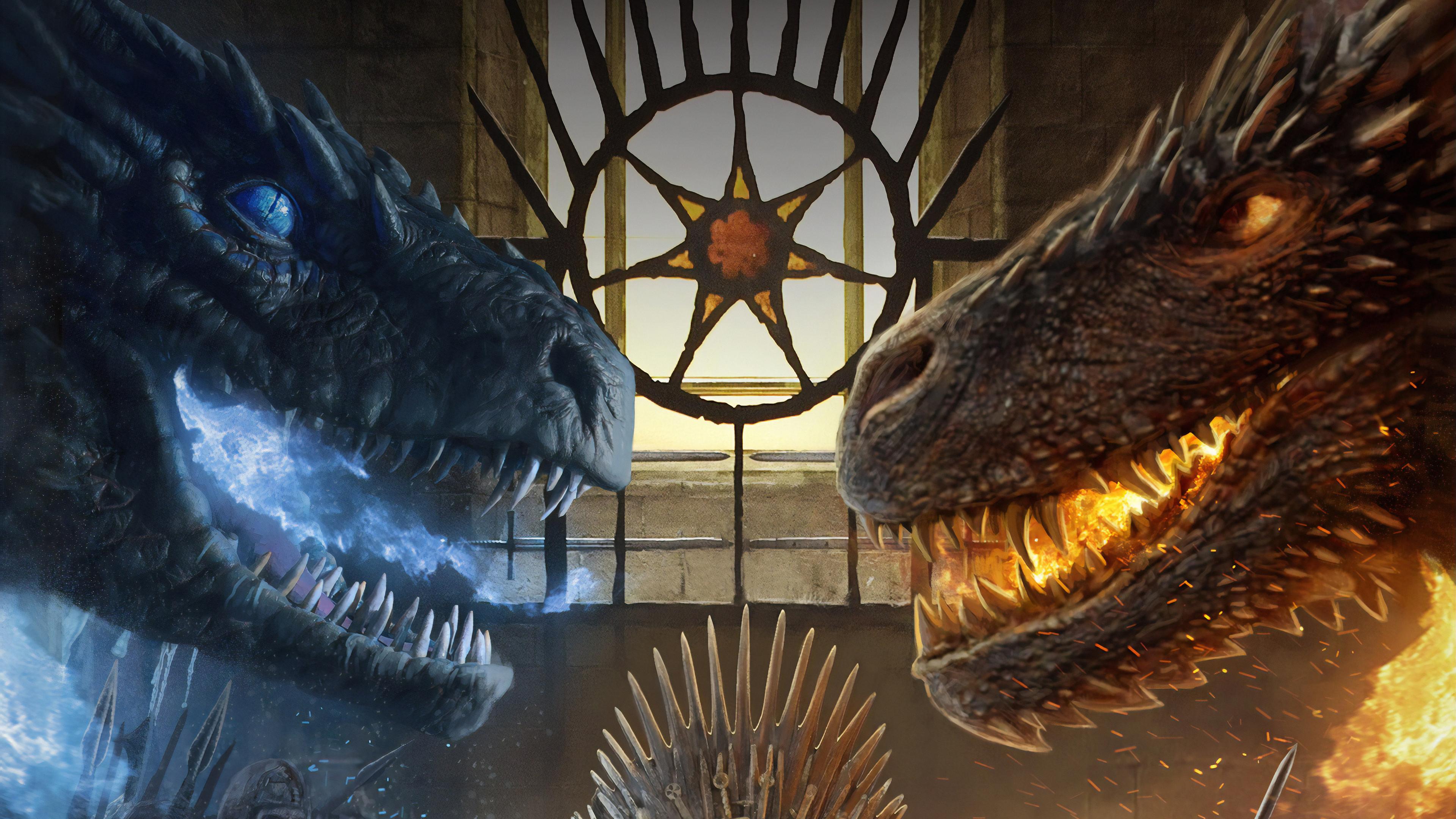 night and fire dragon 1577915097 - Night And Fire Dragon -