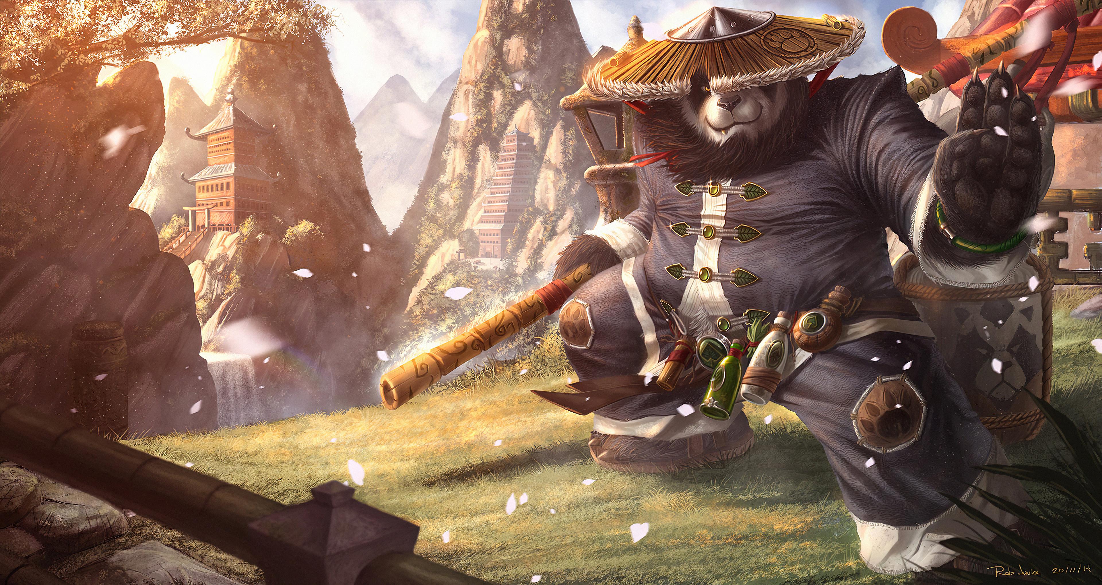 panda warrior 1578254829 - Panda Warrior -