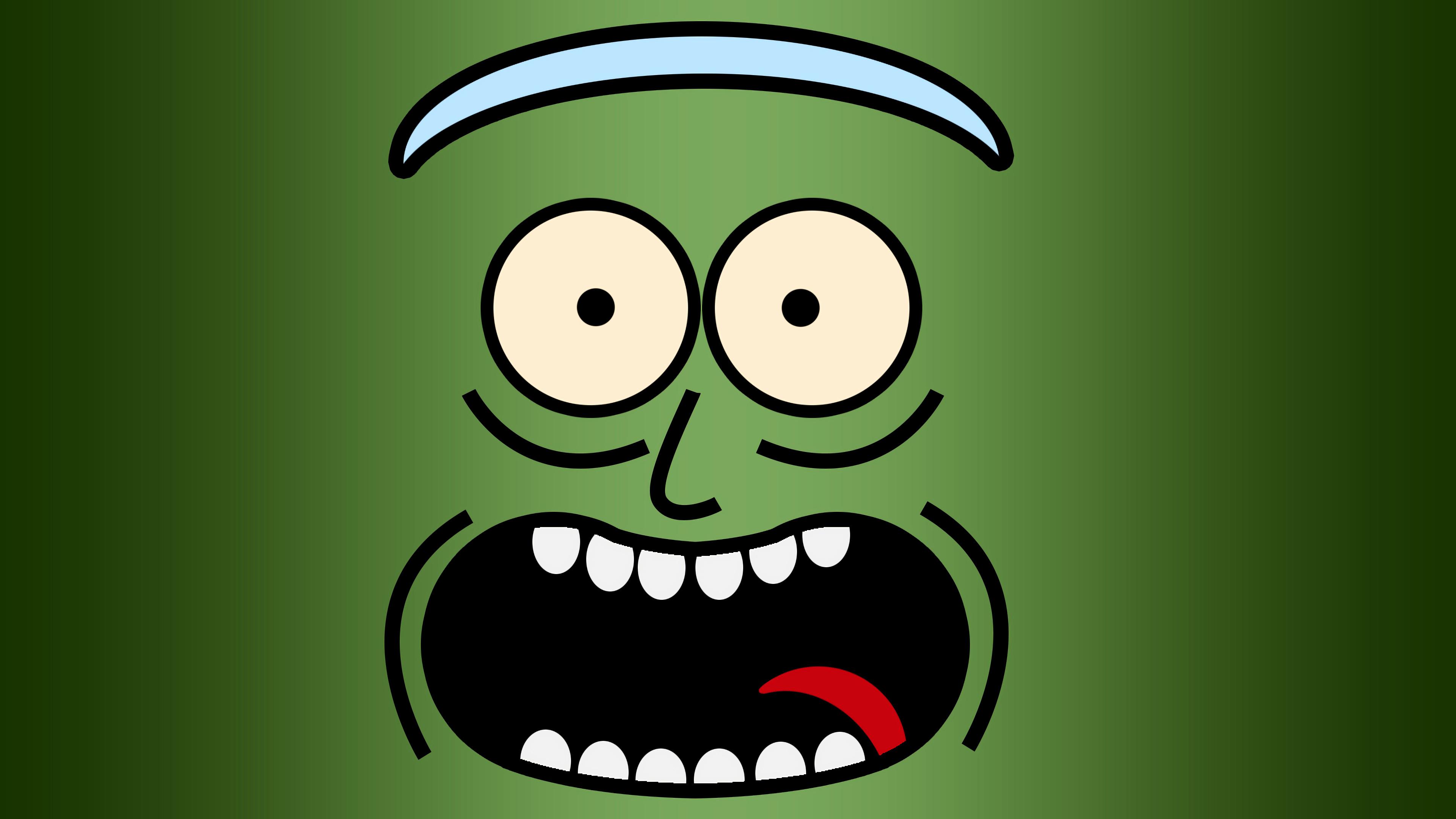 pickle rick 1578251697 - Pickle Rick - Pickle Rick 4k wallpaper
