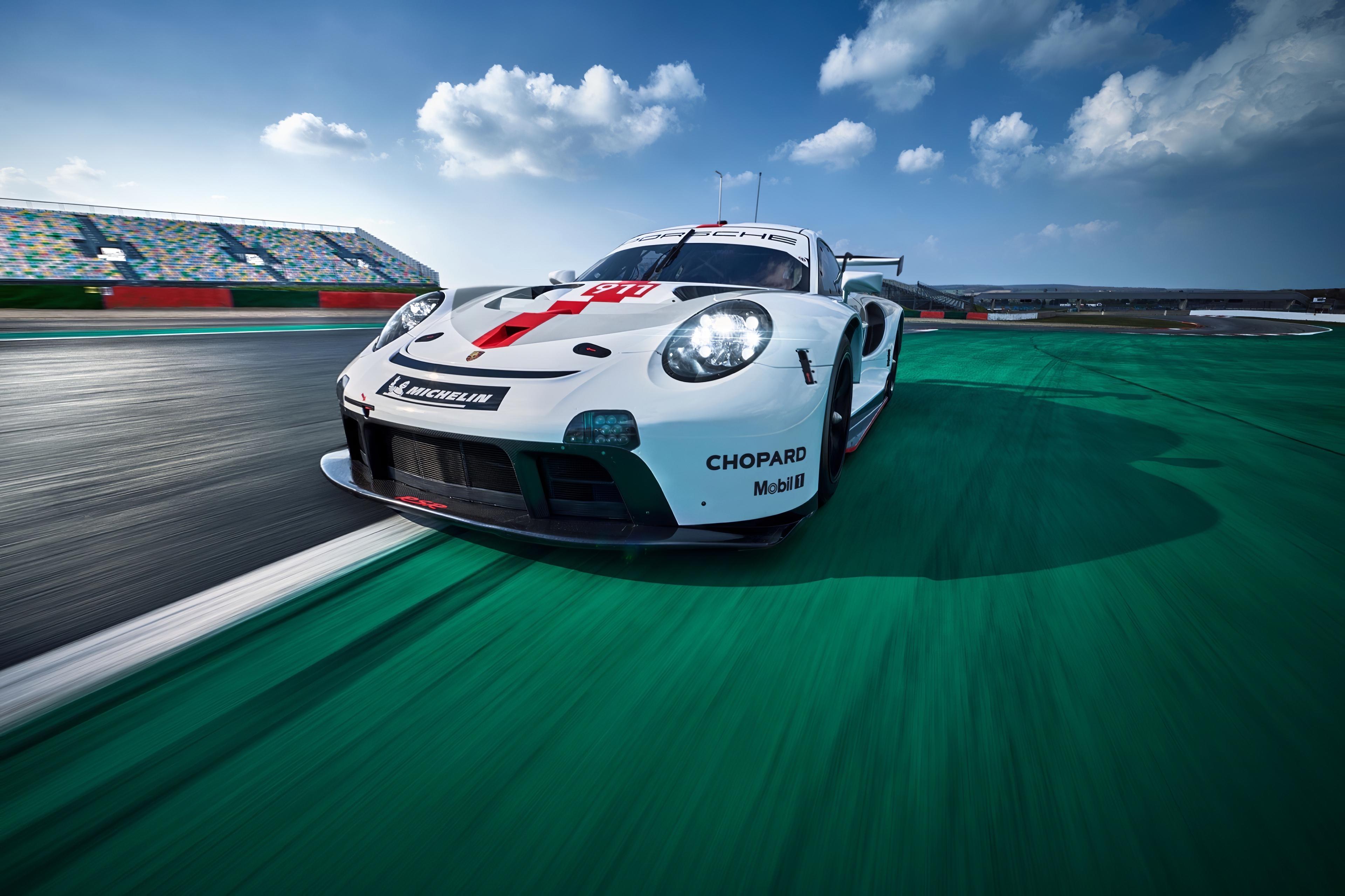 porsche 911 rsr 2020 1579649255 - Porsche 911 RSR 2020 -