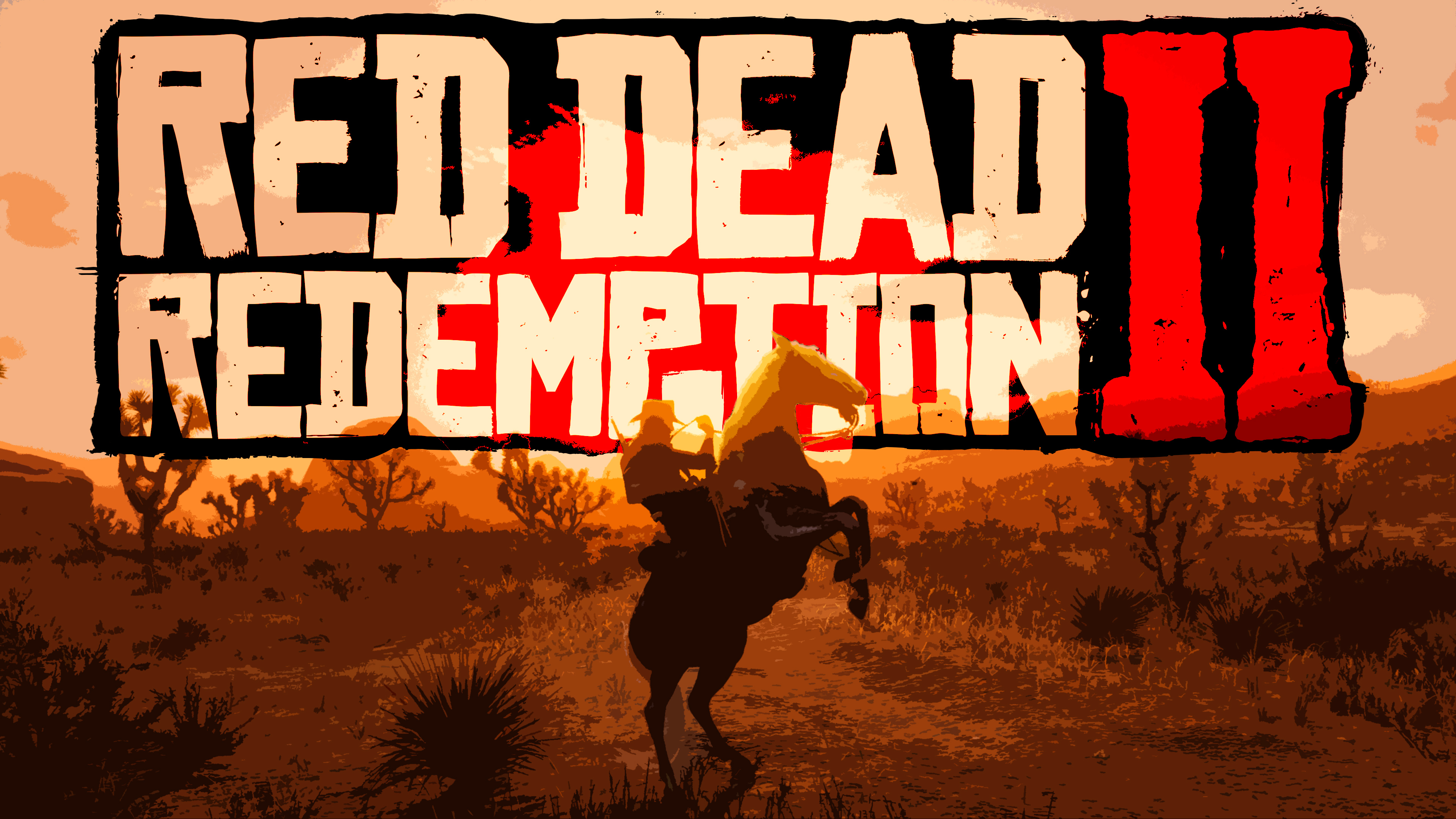 Wallpaper 4k Red Dead Redemption 2 Red Dead Redemption 2 2019 4k
