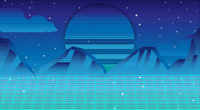 retro mountain scenery 1580055333 200x110 - Retro Mountain Scenery -