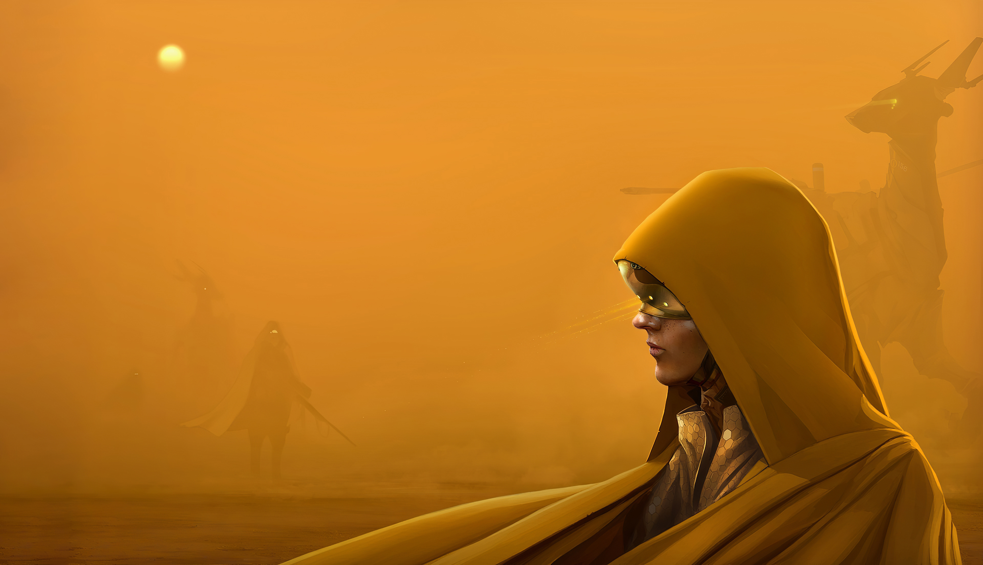 sand storm girl in hood 1578254725 - Sand Storm Girl In Hood -