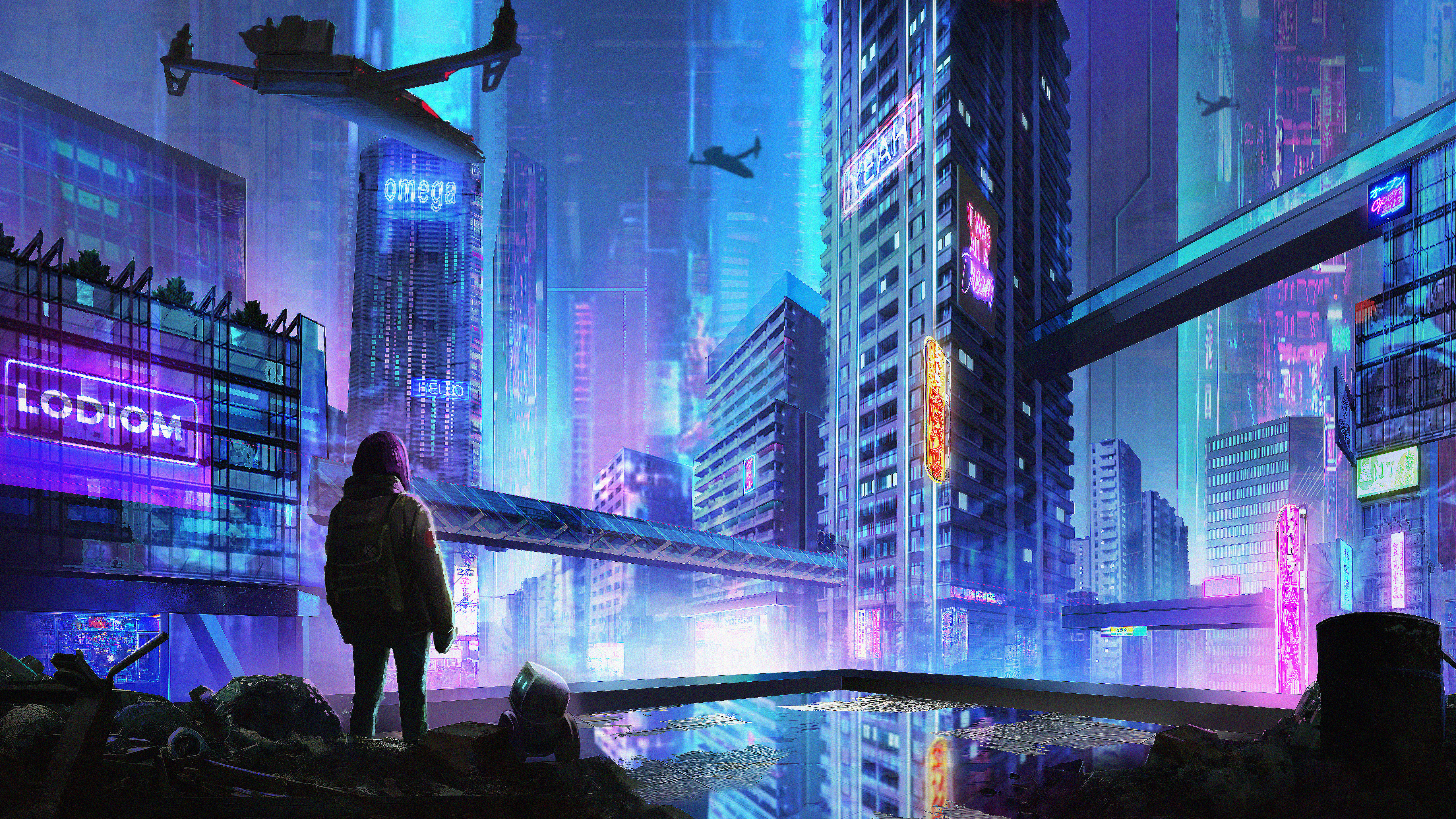 scavenger cityscape cyberpunk 1580055635 - Scavenger Cityscape Cyberpunk -