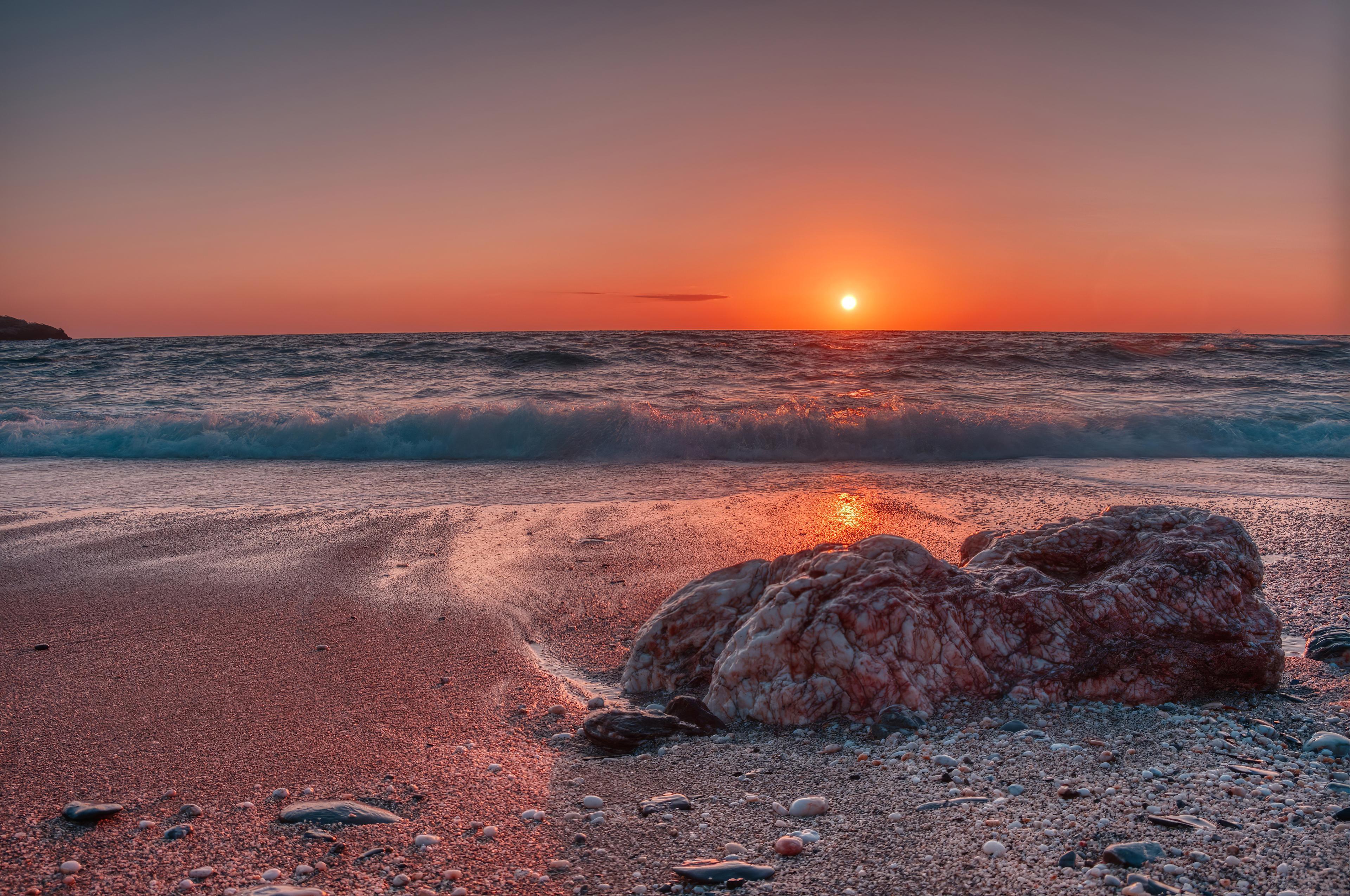 sea sunset 1579381454 - Sea Sunset - Sea Sunset wallpapers 4k, Sea Sunset landscape wallpapers 4k, Sea Sunset 4k wallpapers