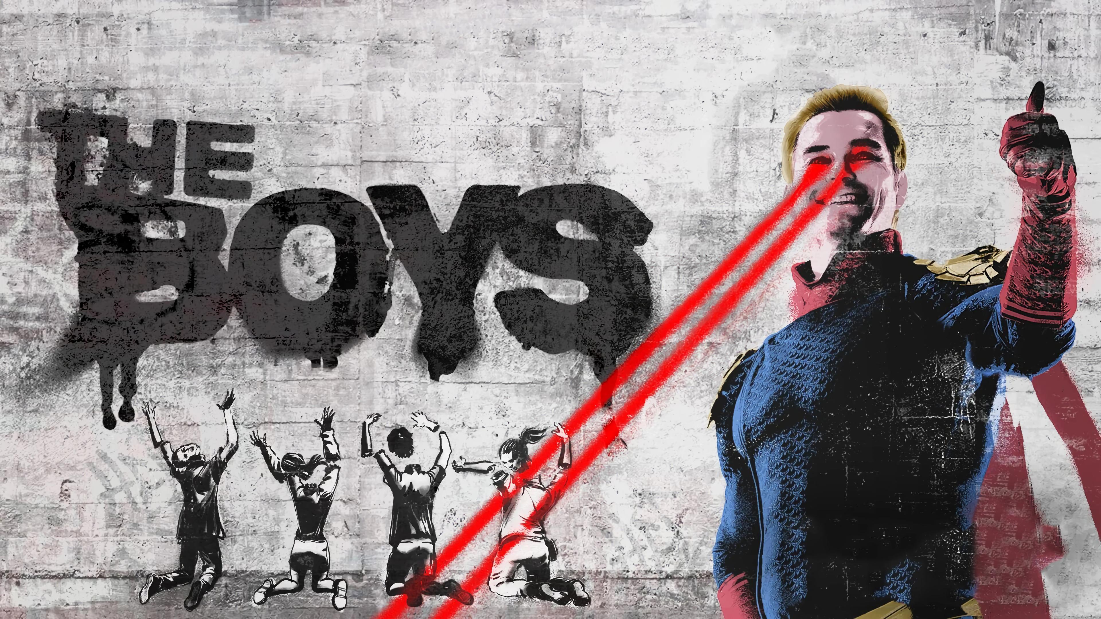 Wallpaper 4k The Boys Homelander The Boys Homelander 4k wallpaper