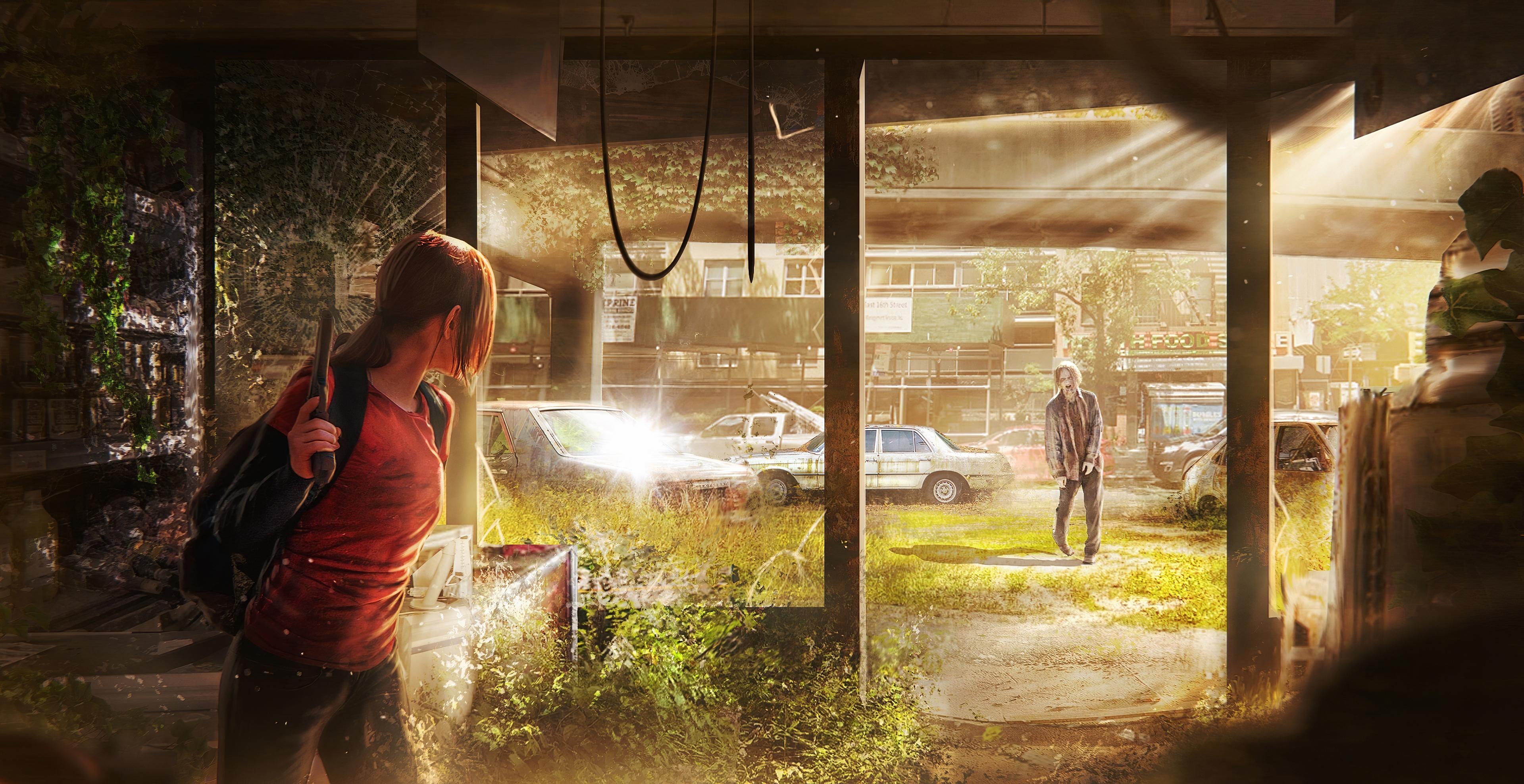 Wallpaper 4k The Last Of Us Part Ii The Last Of Us Part Ii 2019