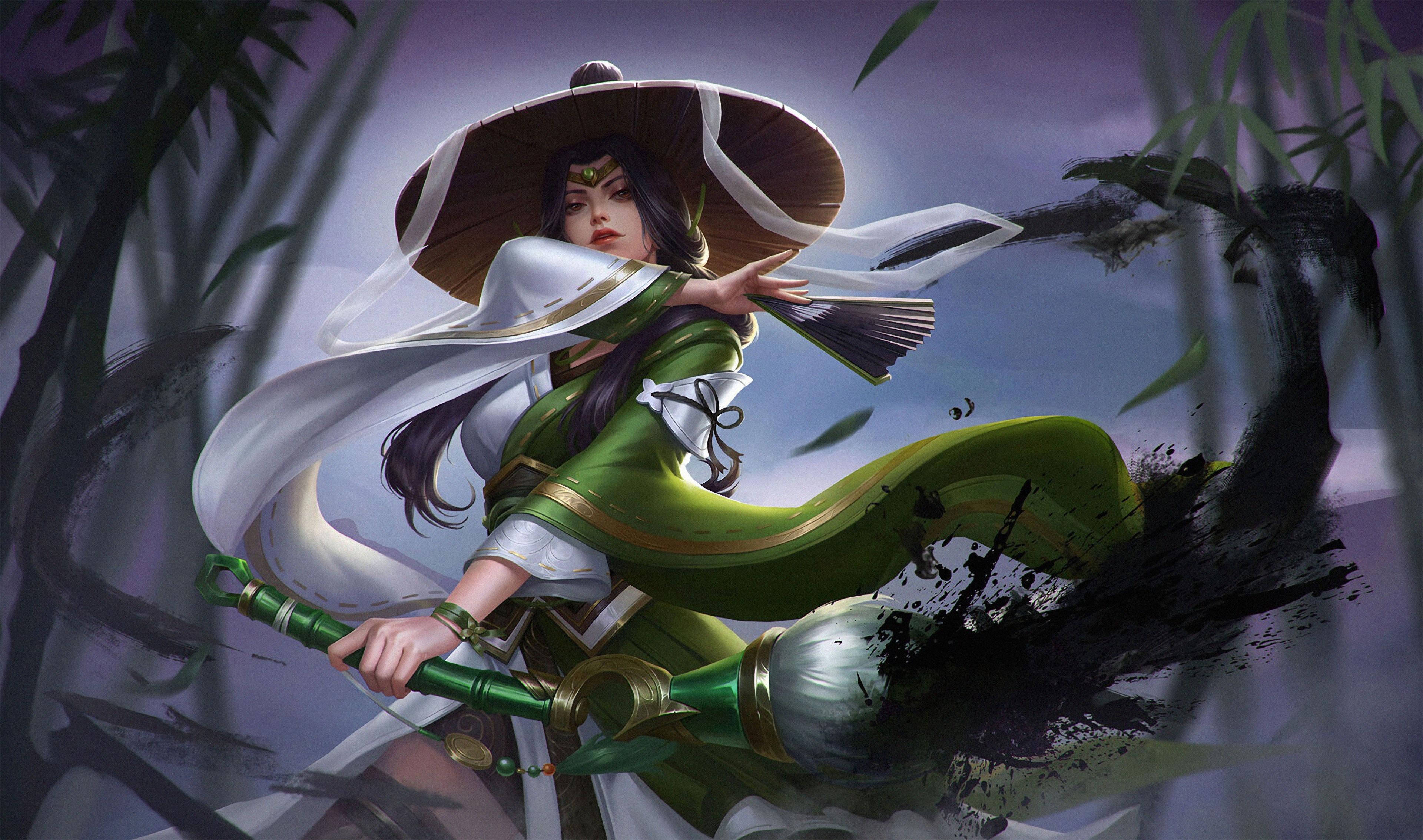 warrior anime girl 1578253794 - Warrior Anime Girl -