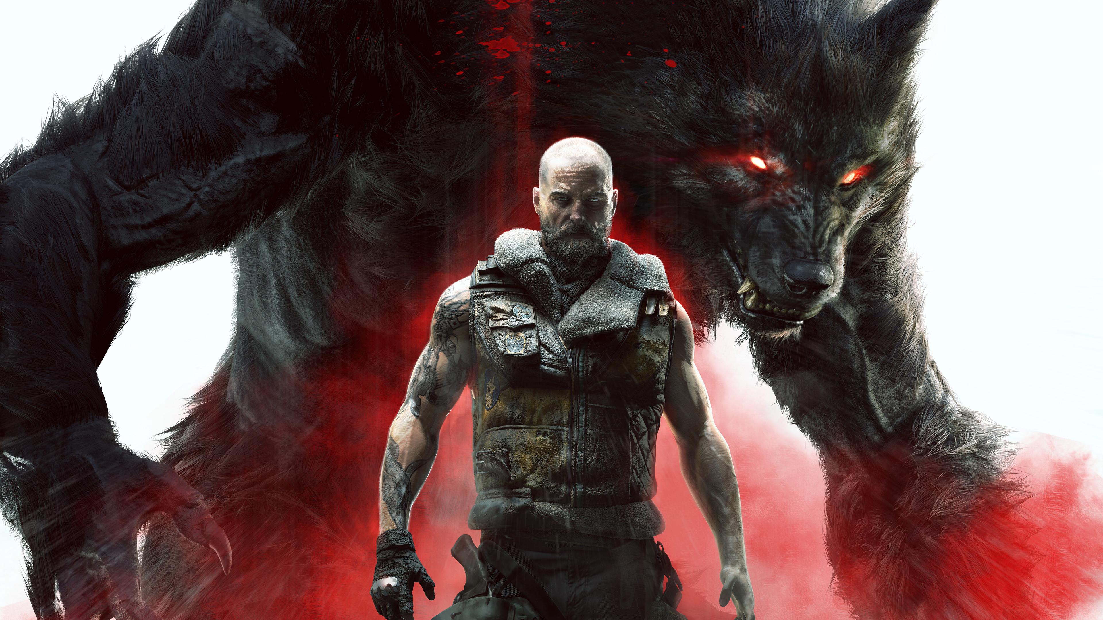 werewolf the apocalypse earthblood 2020 4k su 3840x2160 1 - The Apocalypse Earthblood :Werewolf 2020 - The Apocalypse Earthblood :Werewolf 4k wallpaper