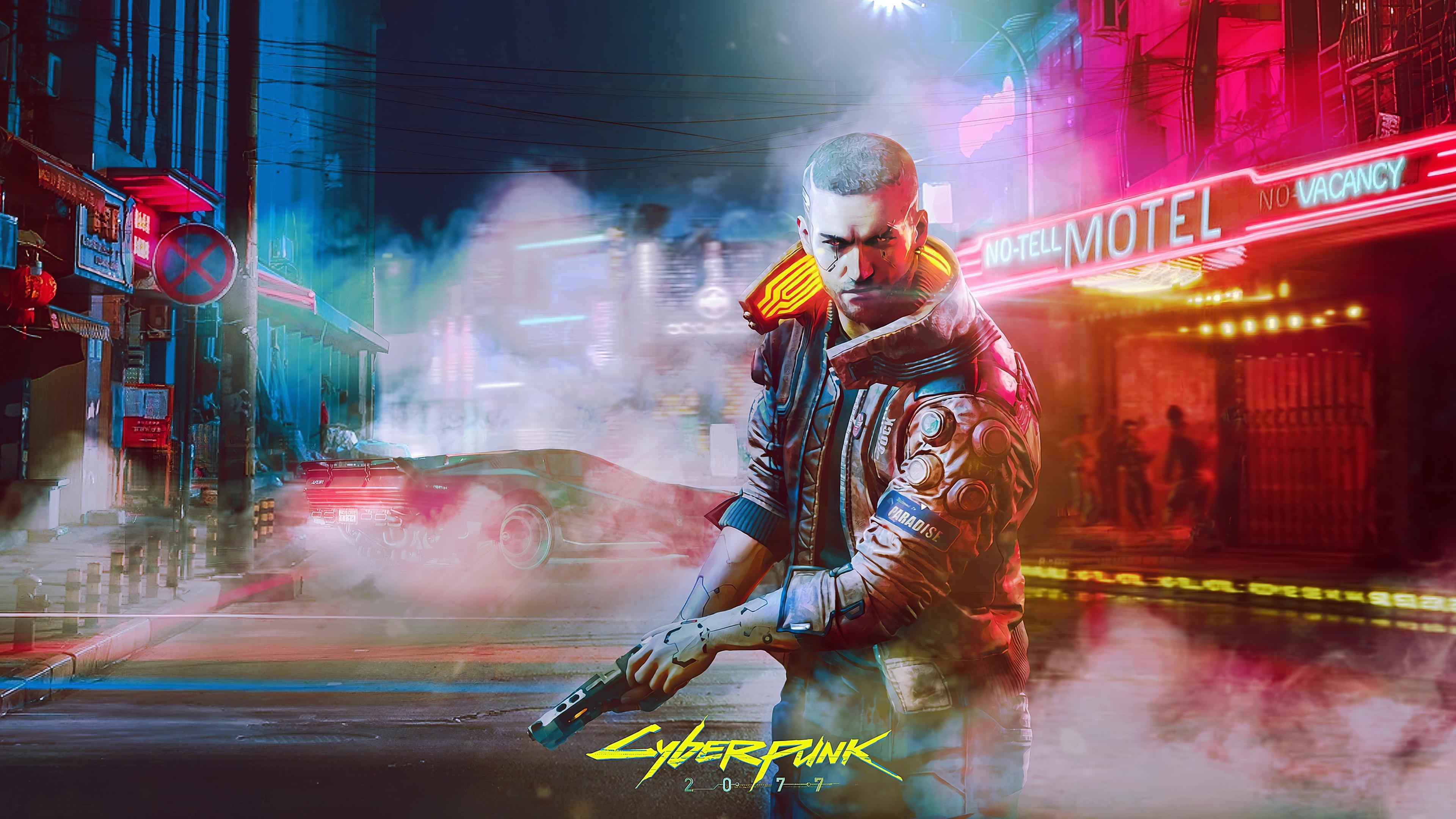 2020 cyberpunk 2077 4k 3840x2160 1 - 2020 Cyberpunk 2077 - 2020 Cyberpunk 2077 game wallpapers, 2020 Cyberpunk 2077 4k wallpapers