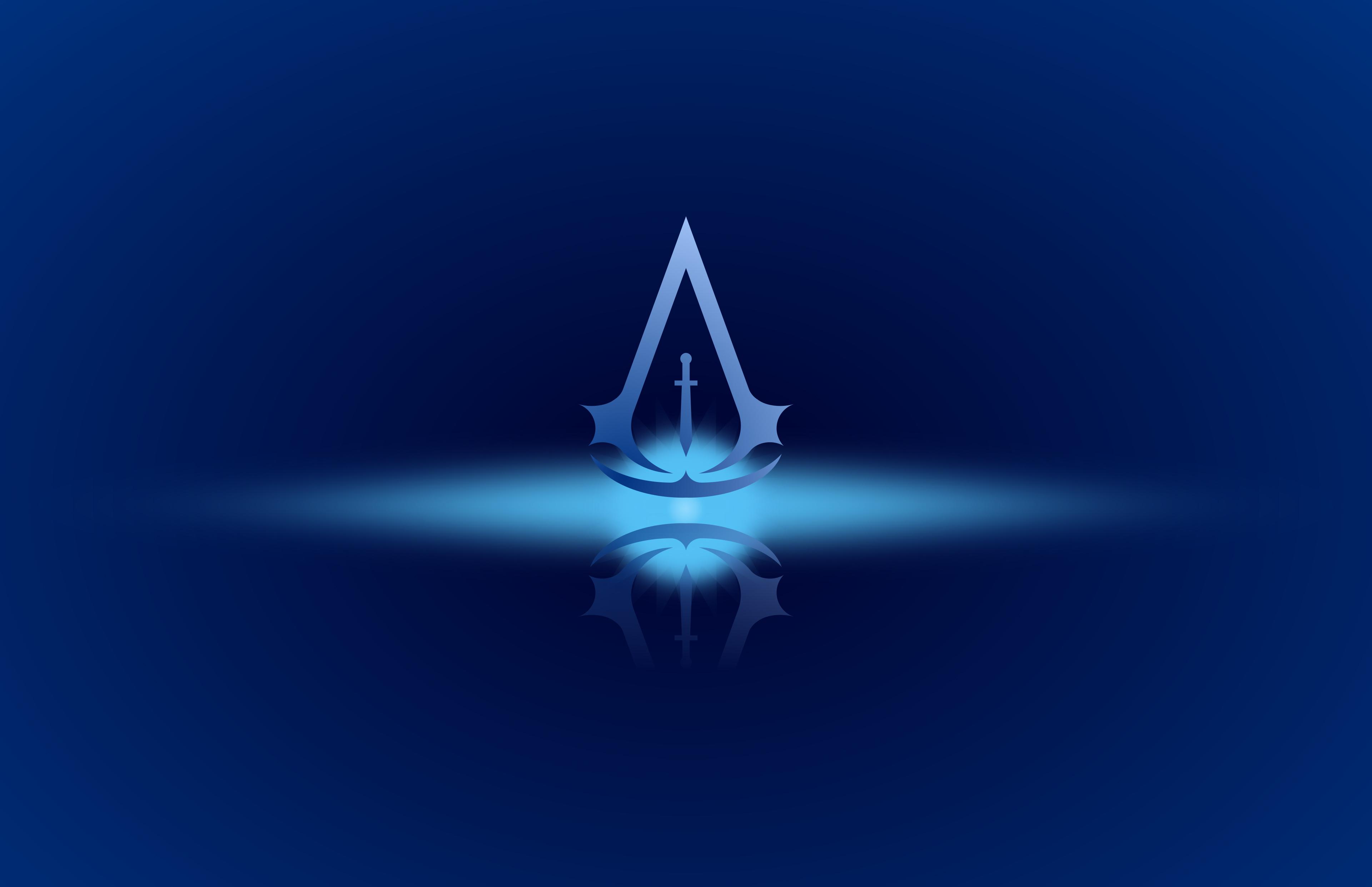 Wallpaper 4k Assassins Creed Minimal Logo Assassins Creed Minimal Logo 4k Wallpapers Assassins Creed Minimal Logo