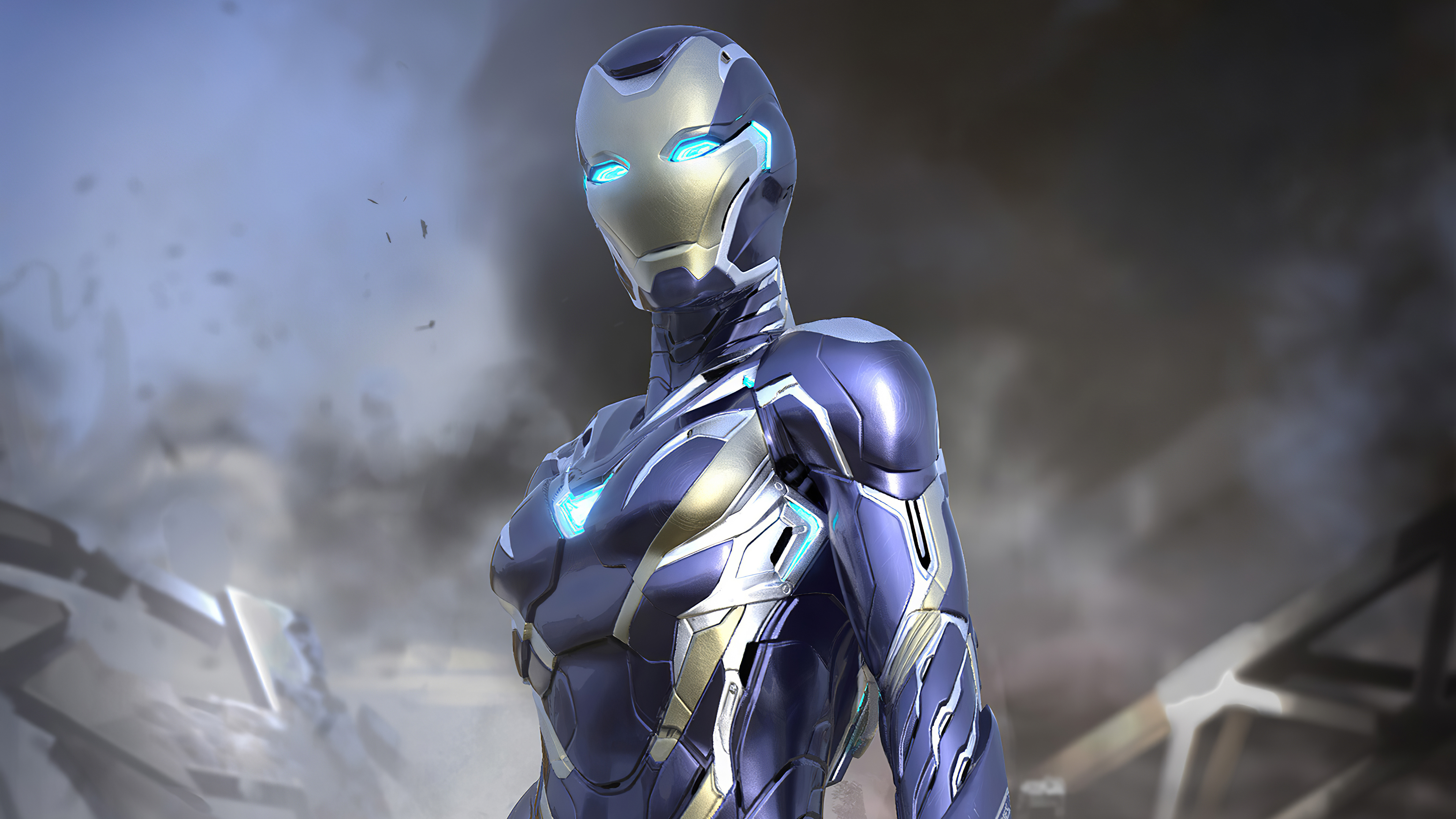 avengers endgame rescue suit final design 1581356931 - Avengers Endgame Rescue Suit Final Design - Rescue Suit wallpapers, Rescue Suit 4k wallpapers, iron girl wallpapers 4k