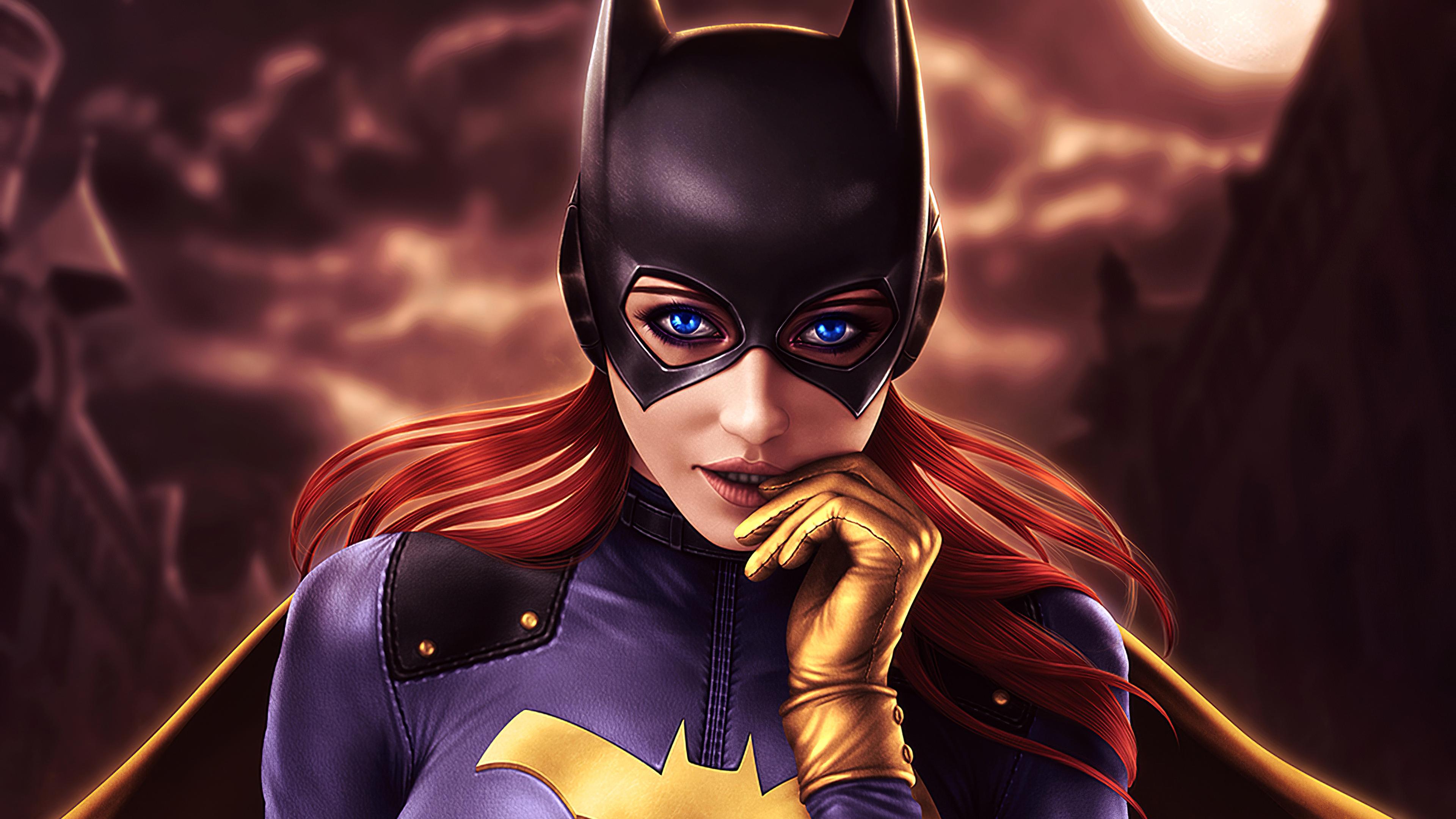 batgirl 1581357585 - Batgirl - batgirl wallpapers, Batgirl phone wallpapers 4k, Batgirl artwork wallpapers 4k, Batgirl 4k wallpapers