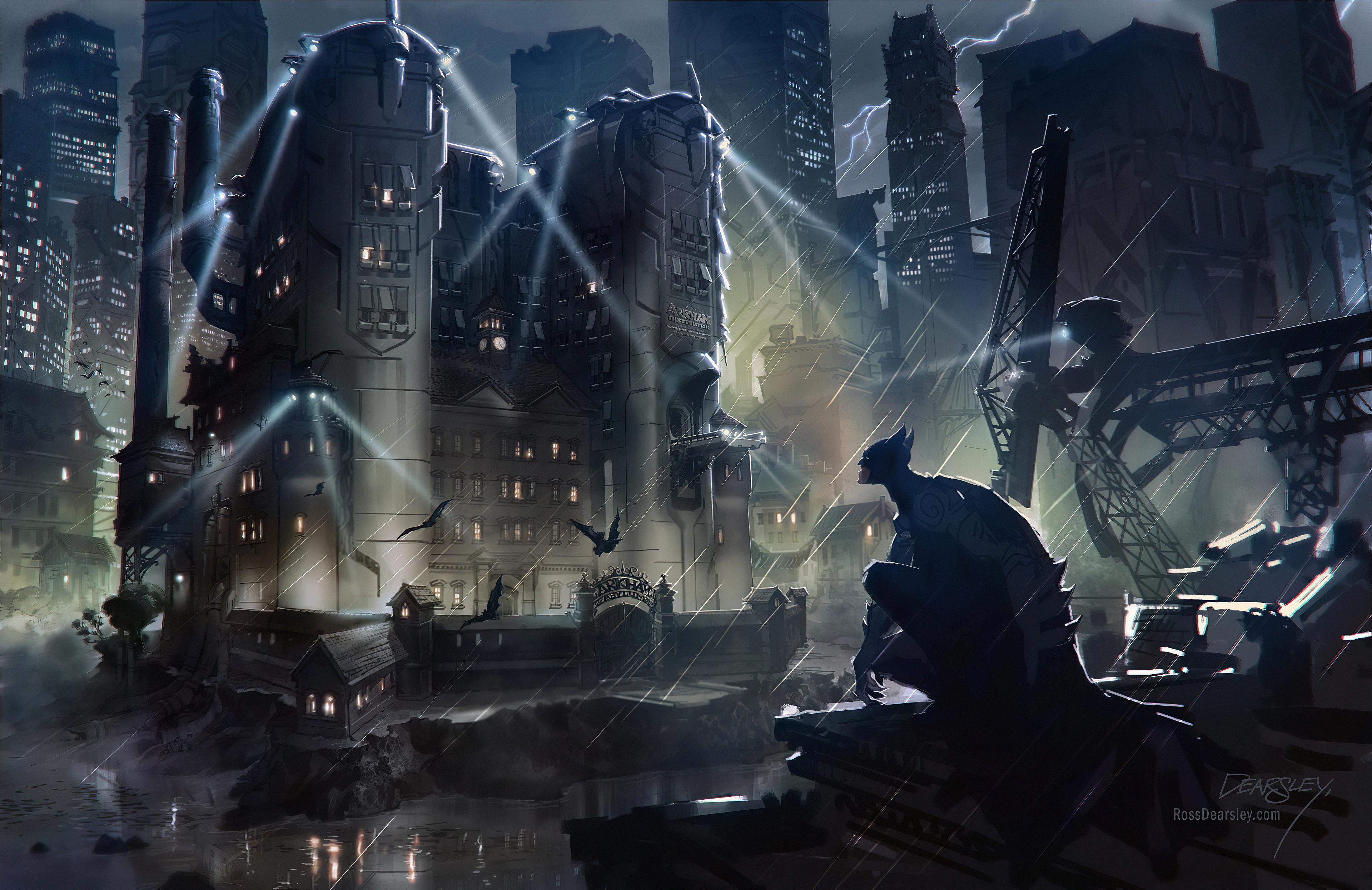 batman gotham city dark art 1580586121 - Batman Gotham City Dark Art - Batman Gotham City Dark Art wallpapers, Batman Gotham City 4k wallpapers
