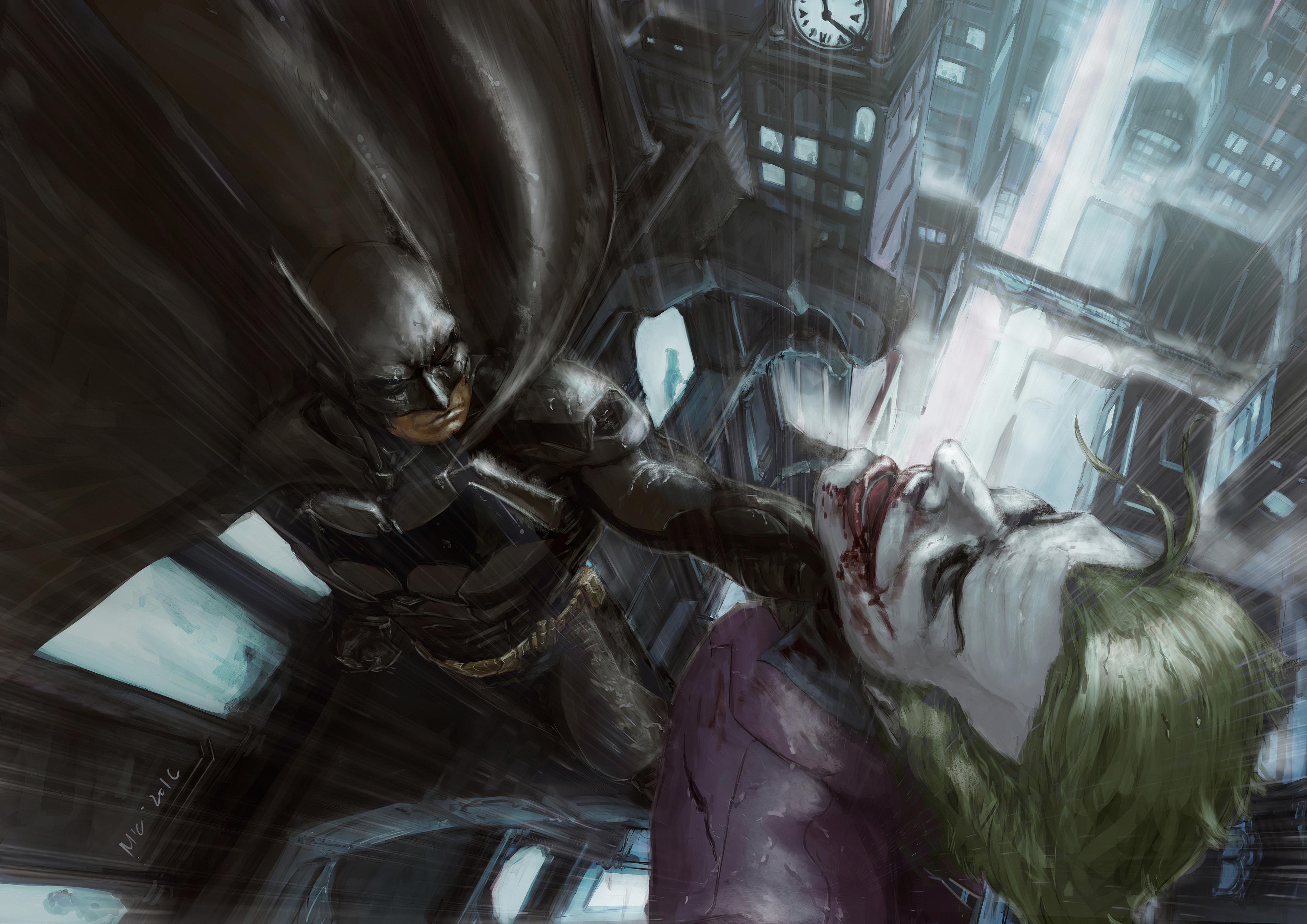 batman vs joker art 1580587431 - Batman vs Joker Art - Batman vs Joker wallpapers 4k, Batman vs Joker Art wallpapers, Batman vs Joker Art 4k wallpapers